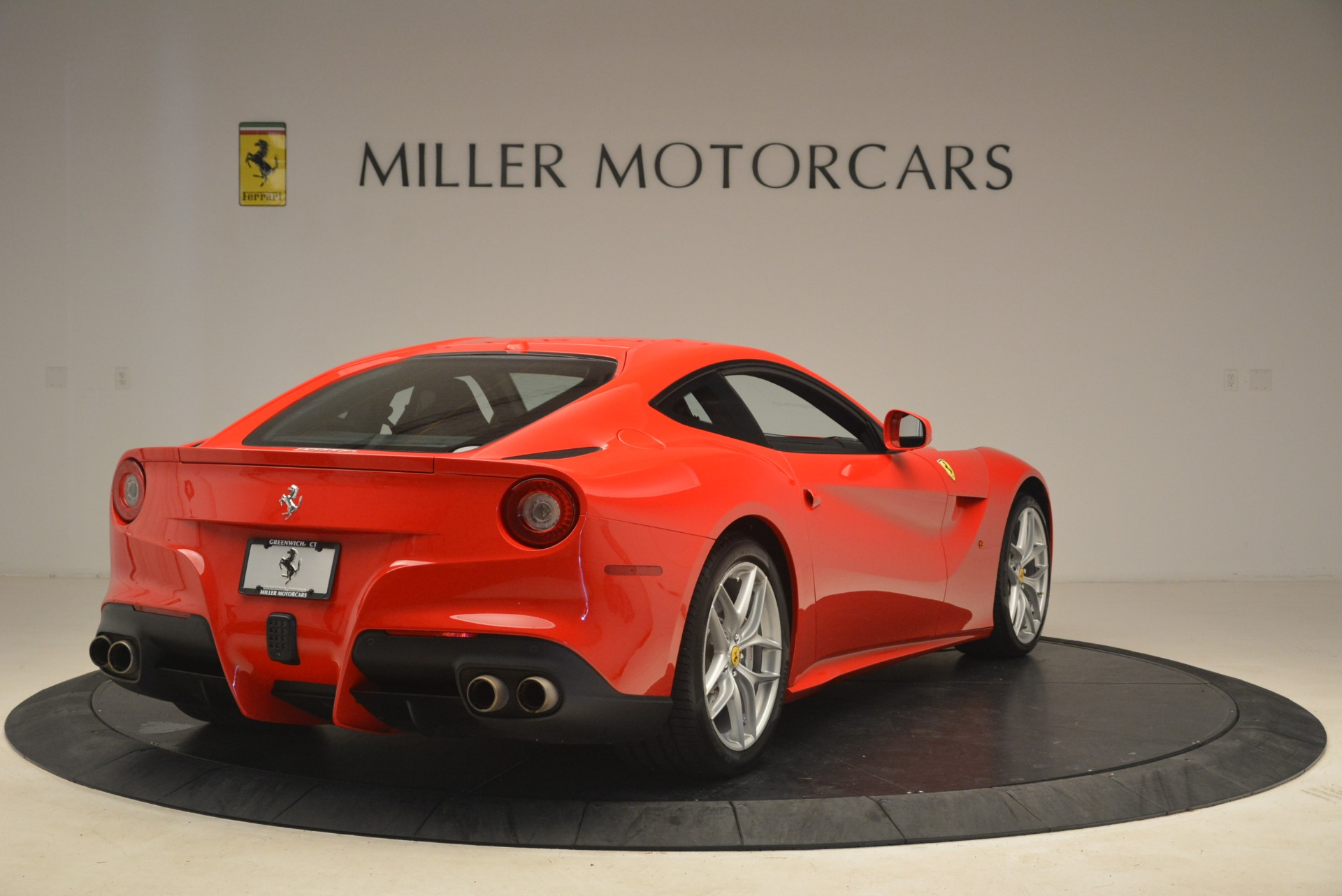 Used 2014 Ferrari F12 Berlinetta  For Sale In Greenwich, CT 2256_p7