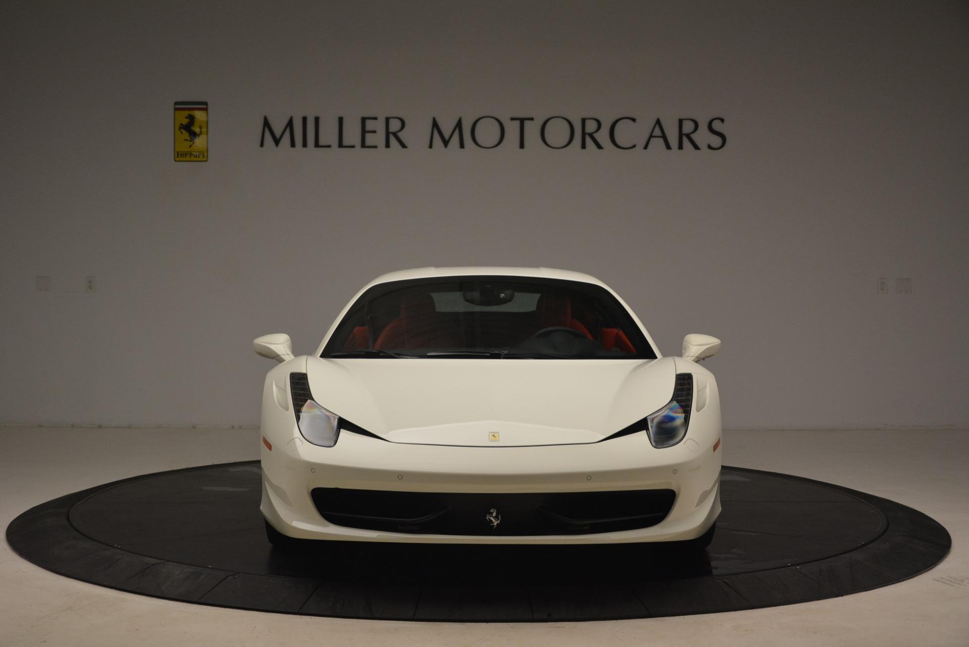 Used 2014 Ferrari 458 Italia  For Sale In Greenwich, CT 2260_p12