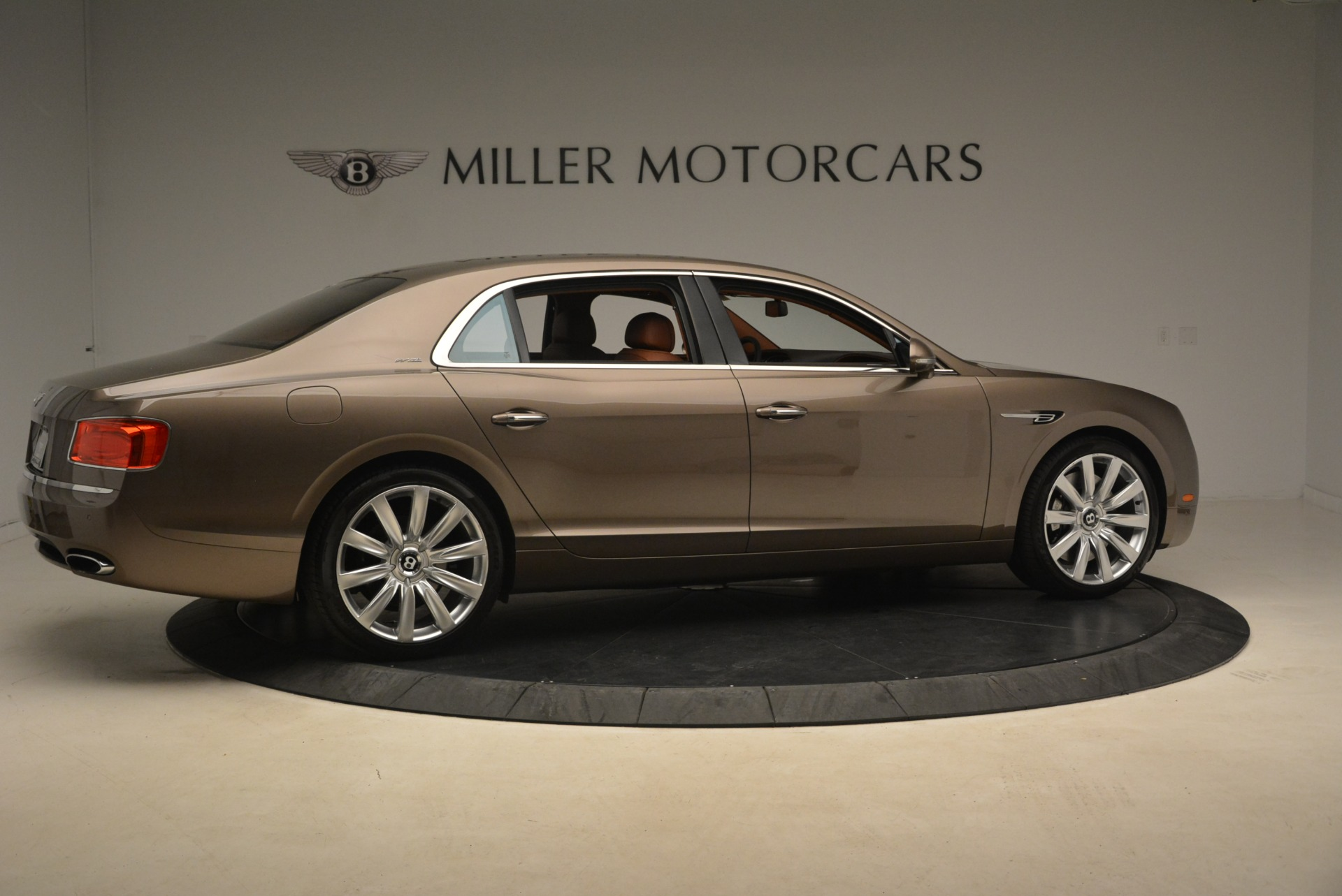 Used 2015 Bentley Flying Spur W12 For Sale In Greenwich, CT 2266_p8