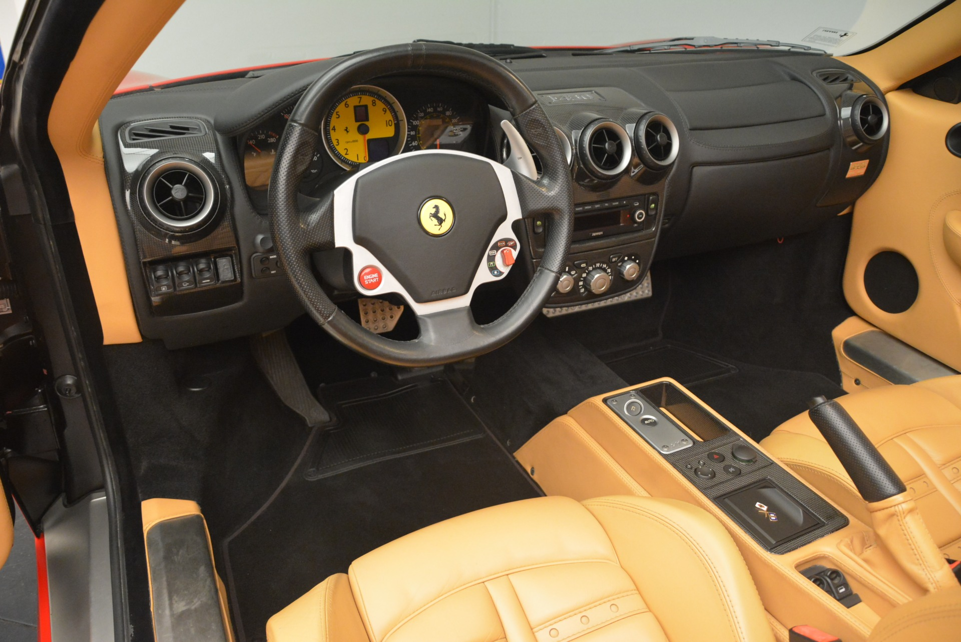 Used 2008 Ferrari F430 Spider For Sale In Greenwich, CT 2268_p25