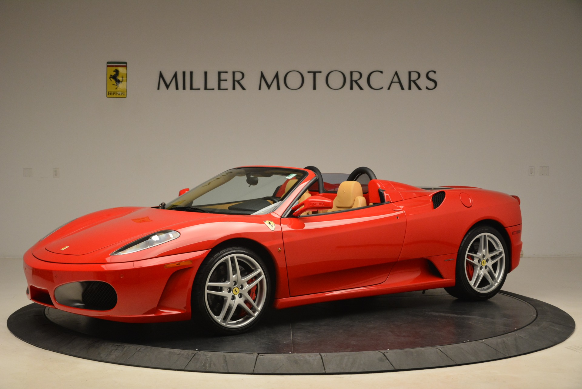 Used 2008 Ferrari F430 Spider For Sale In Greenwich, CT 2268_p2
