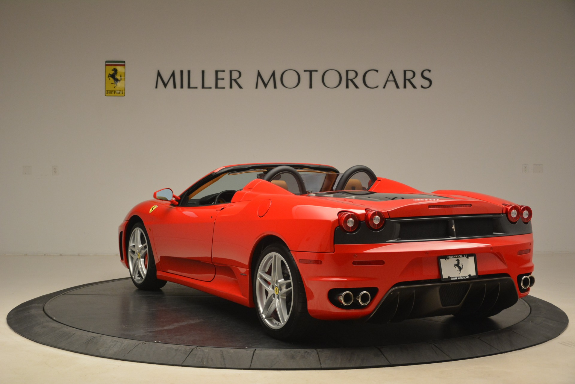 Used 2008 Ferrari F430 Spider For Sale In Greenwich, CT 2268_p5
