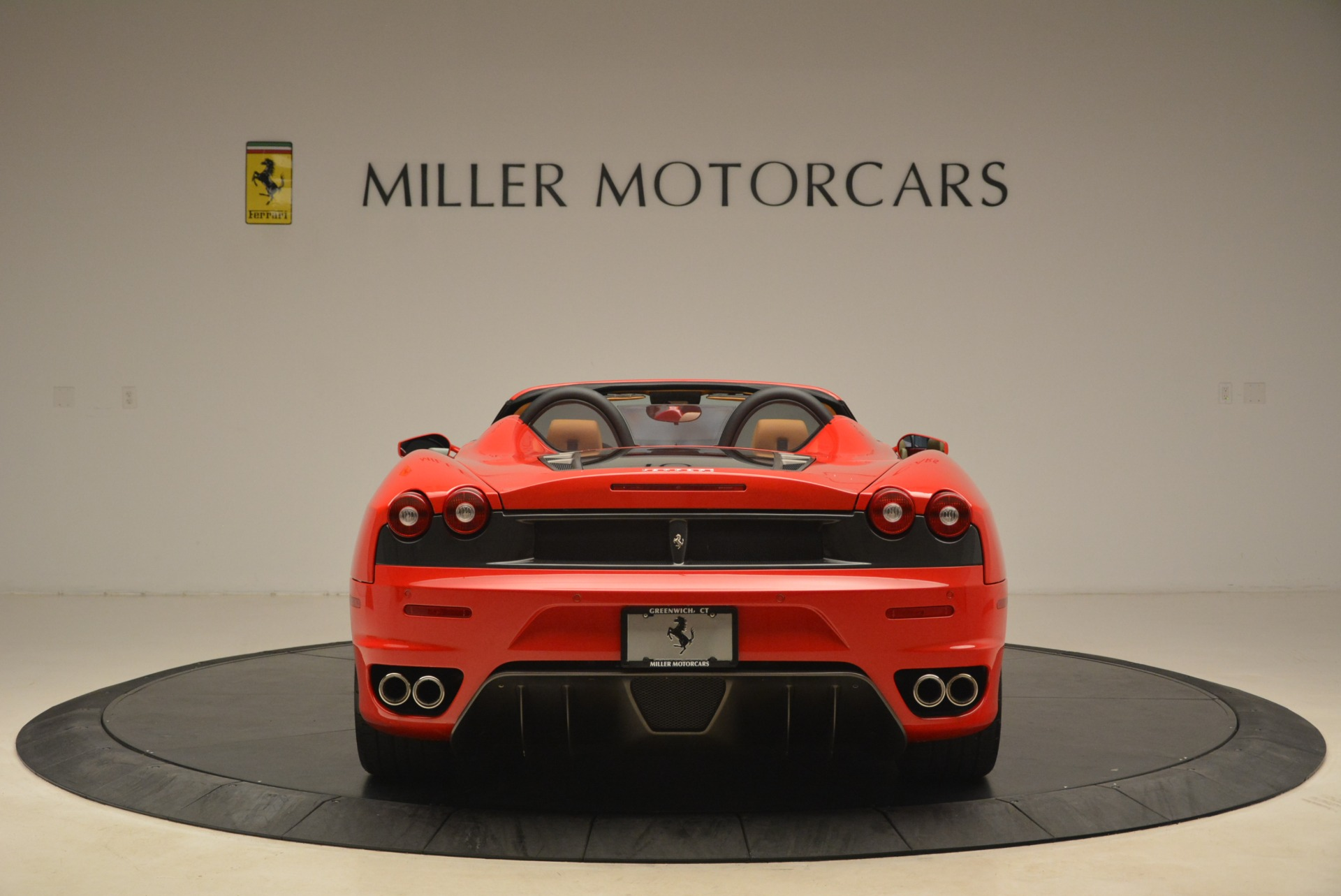 Used 2008 Ferrari F430 Spider For Sale In Greenwich, CT 2268_p6
