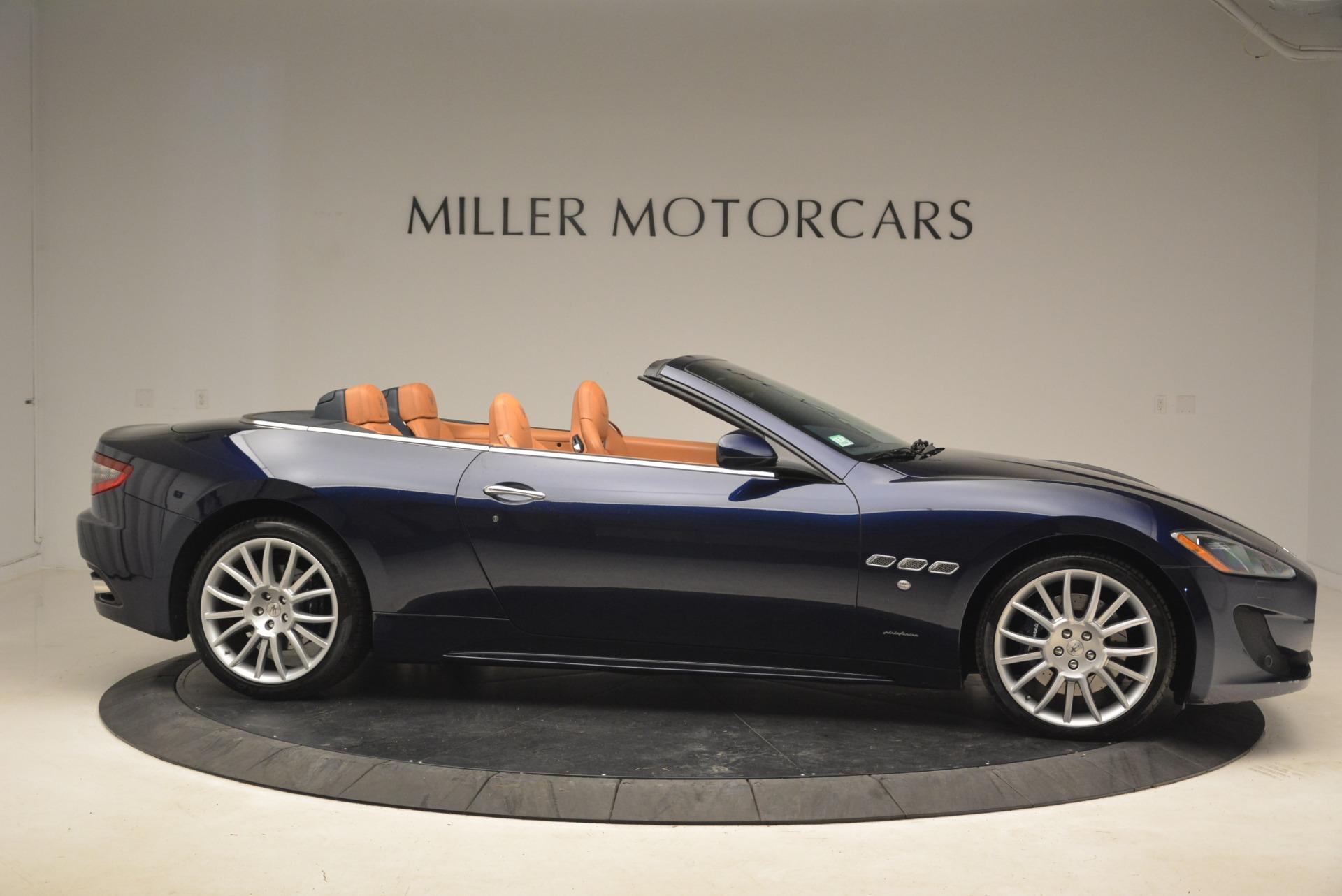 Used 2014 Maserati GranTurismo Sport For Sale In Greenwich, CT 2269_p13