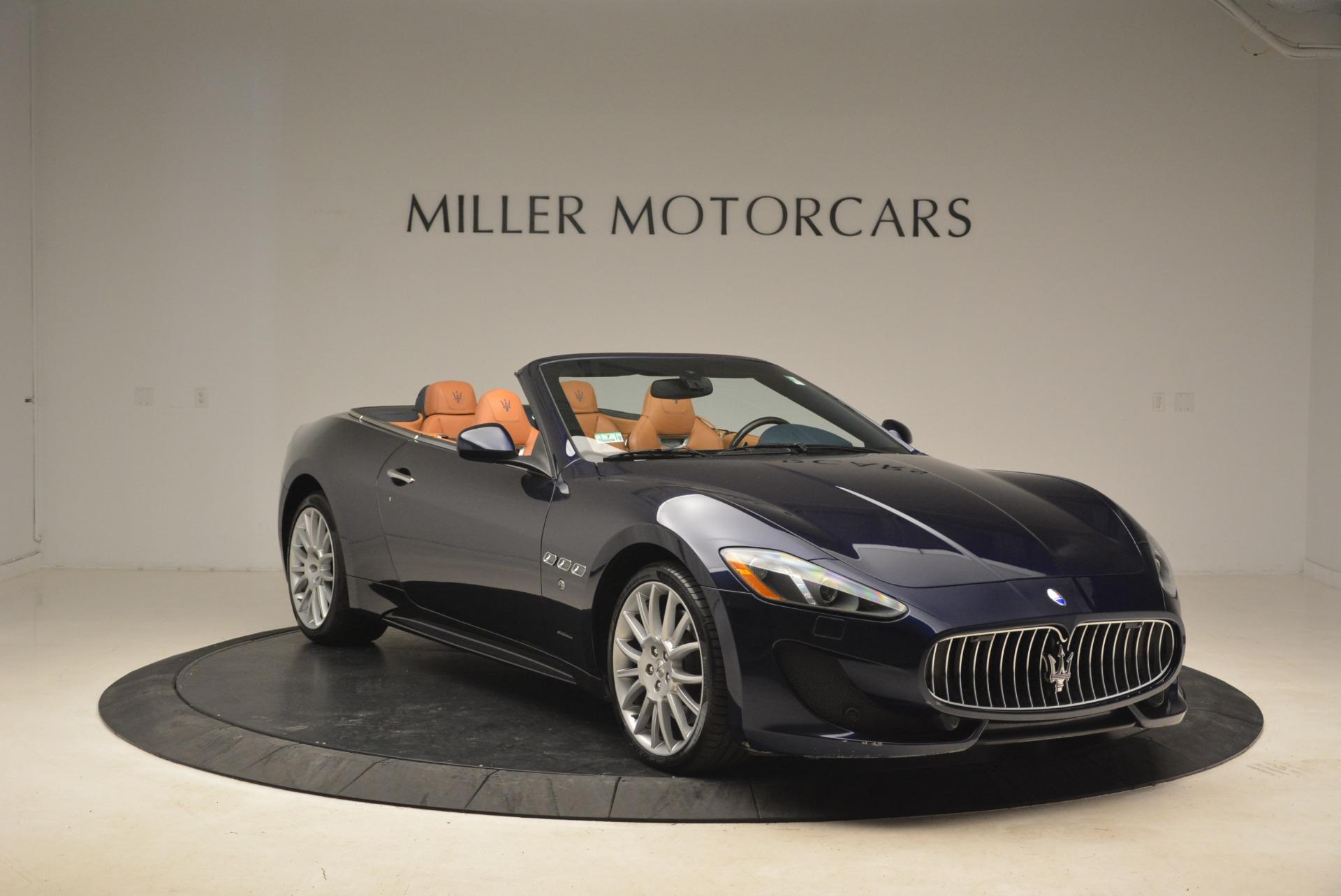 Used 2014 Maserati GranTurismo Sport For Sale In Greenwich, CT 2269_p17