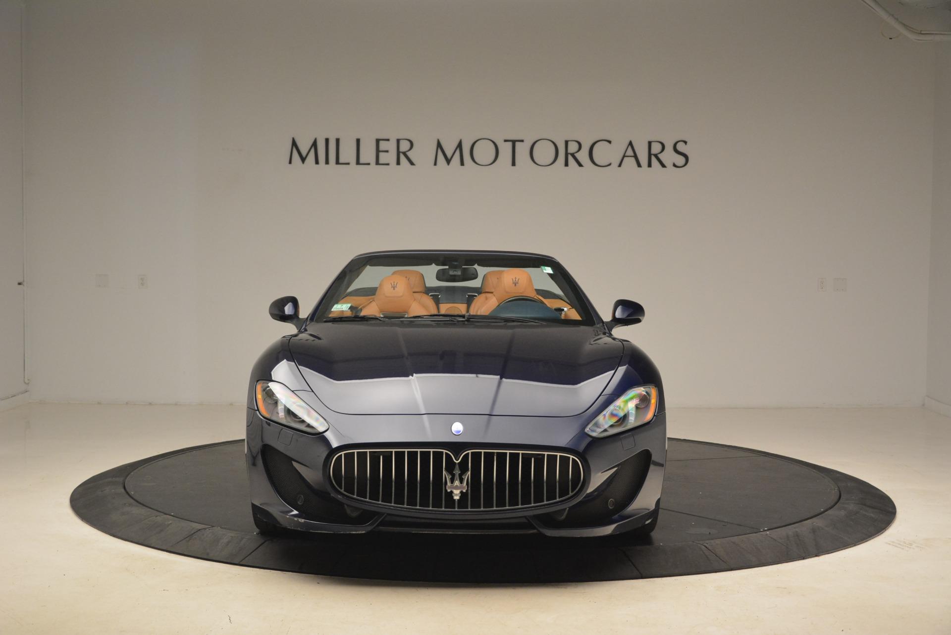 Used 2014 Maserati GranTurismo Sport For Sale In Greenwich, CT 2269_p18