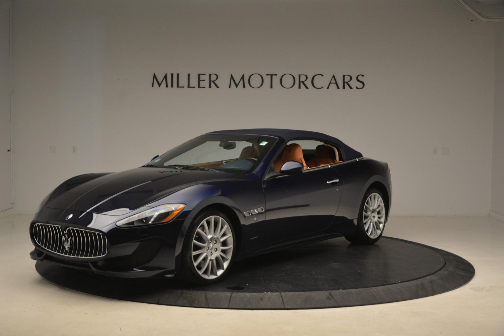 Used 2014 Maserati GranTurismo Sport For Sale In Greenwich, CT 2269_p19