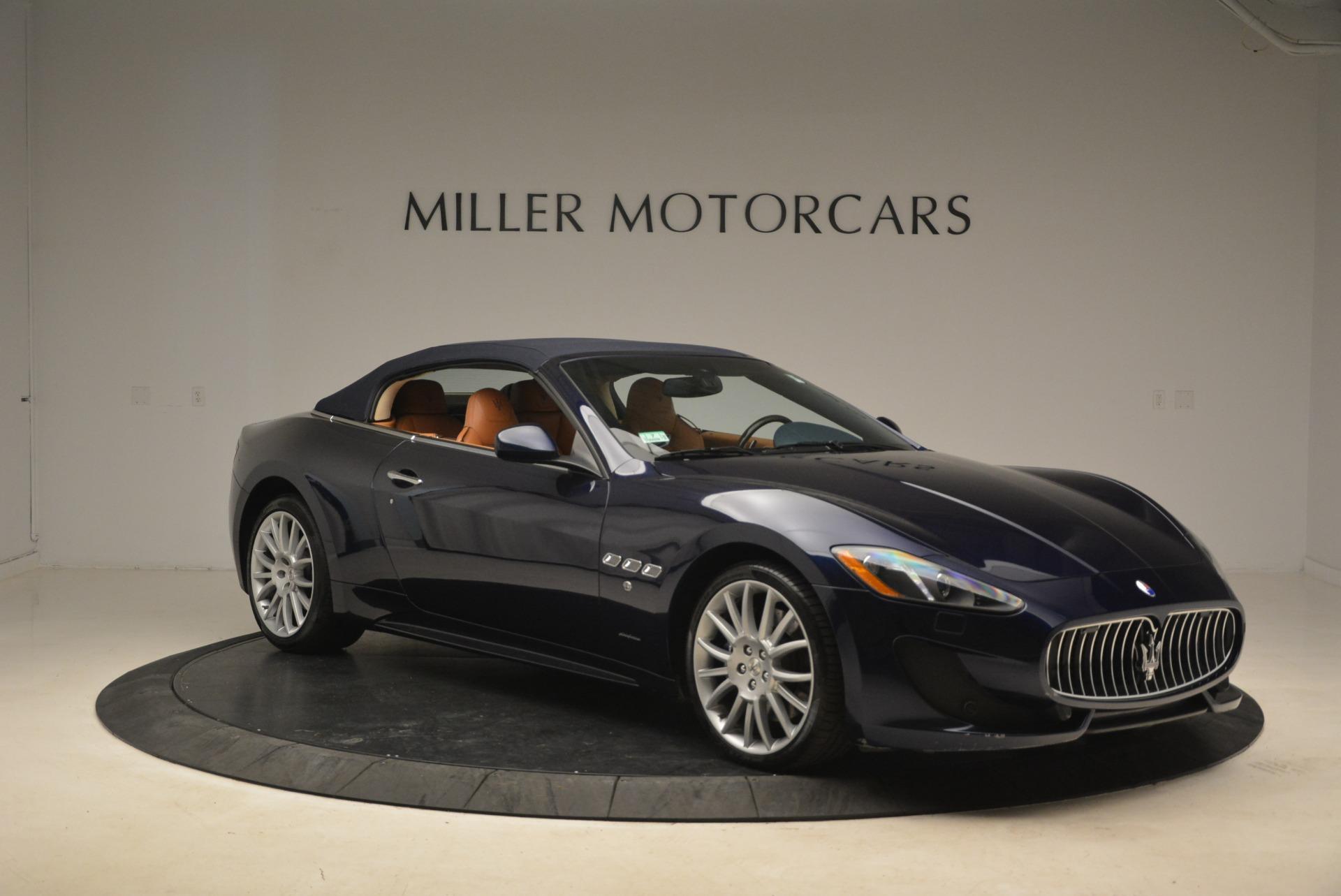 Used 2014 Maserati GranTurismo Sport For Sale In Greenwich, CT 2269_p22