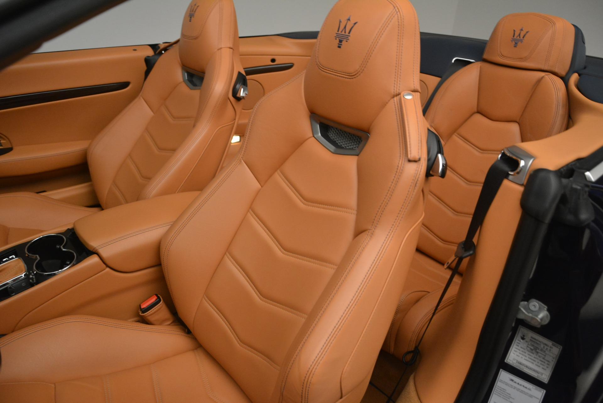 Used 2014 Maserati GranTurismo Sport For Sale In Greenwich, CT 2269_p25