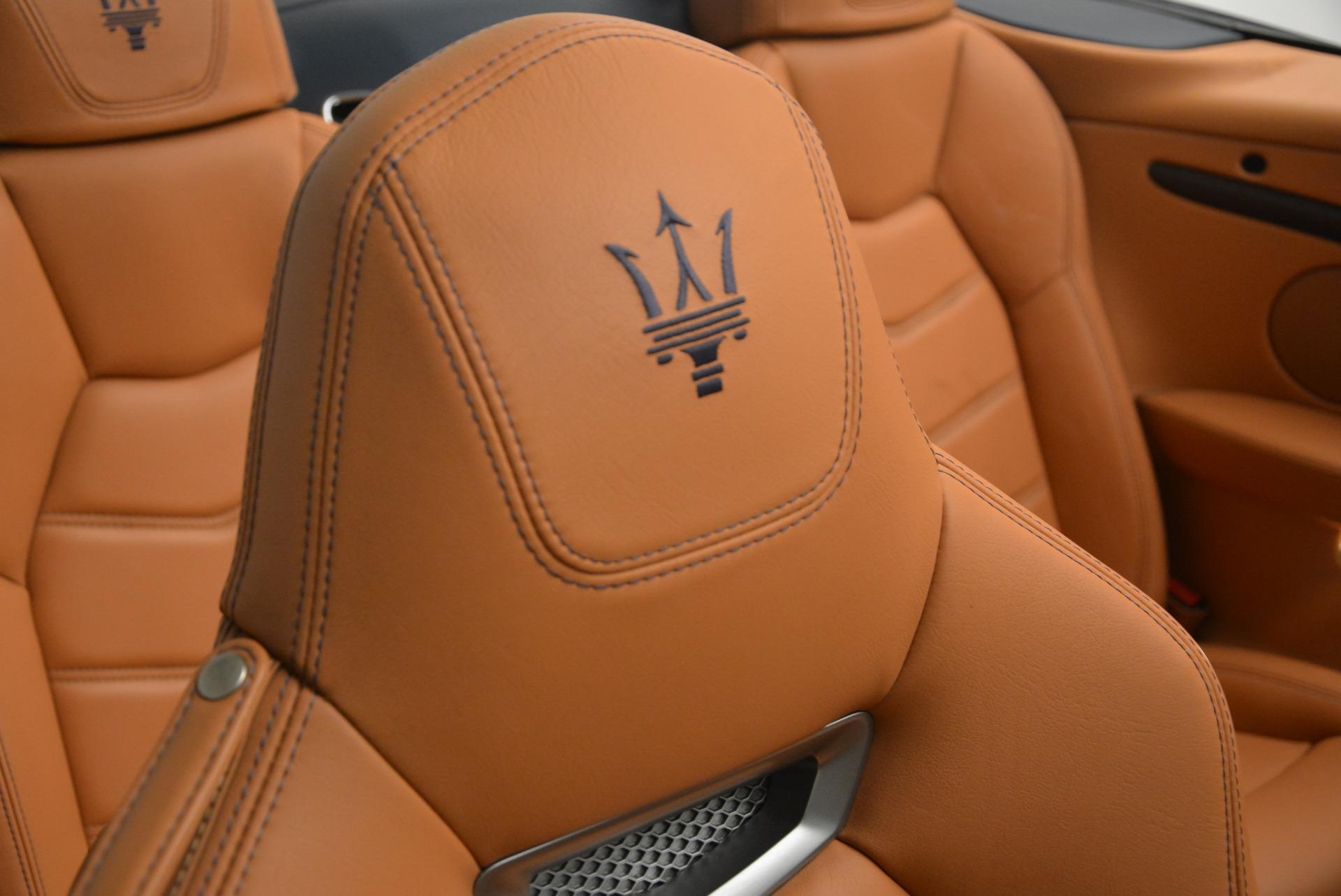 Used 2014 Maserati GranTurismo Sport For Sale In Greenwich, CT 2269_p29