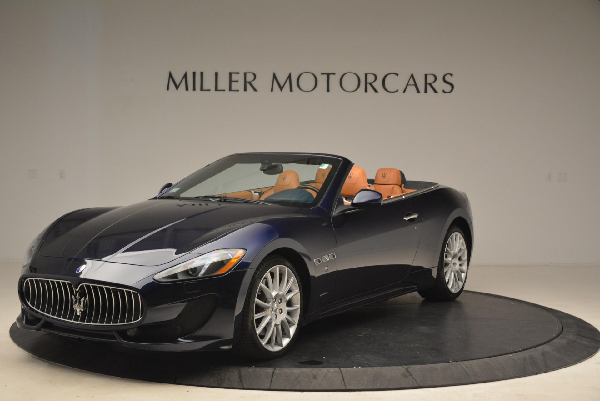 Used 2014 Maserati GranTurismo Sport For Sale In Greenwich, CT 2269_p2