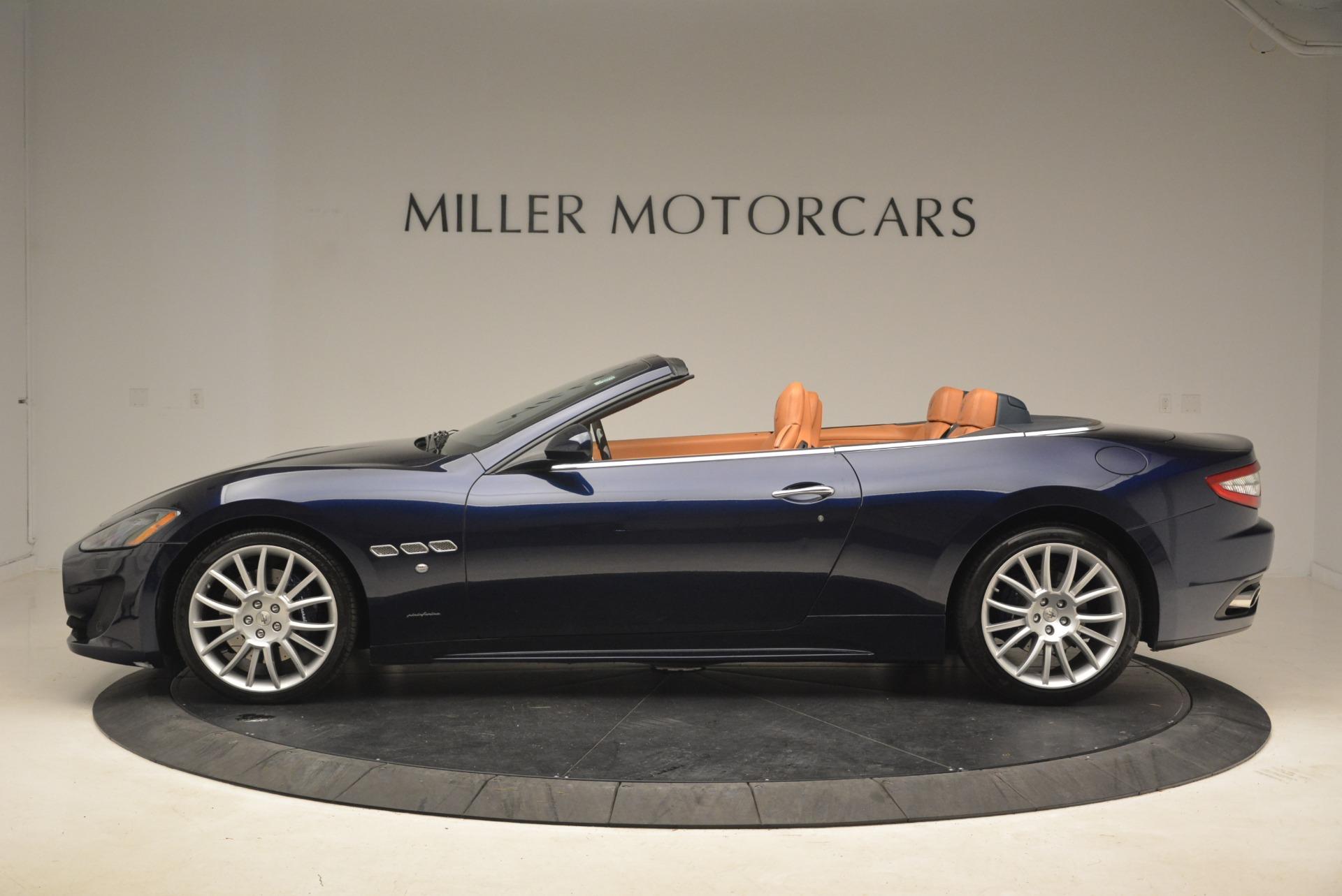 Used 2014 Maserati GranTurismo Sport For Sale In Greenwich, CT 2269_p4