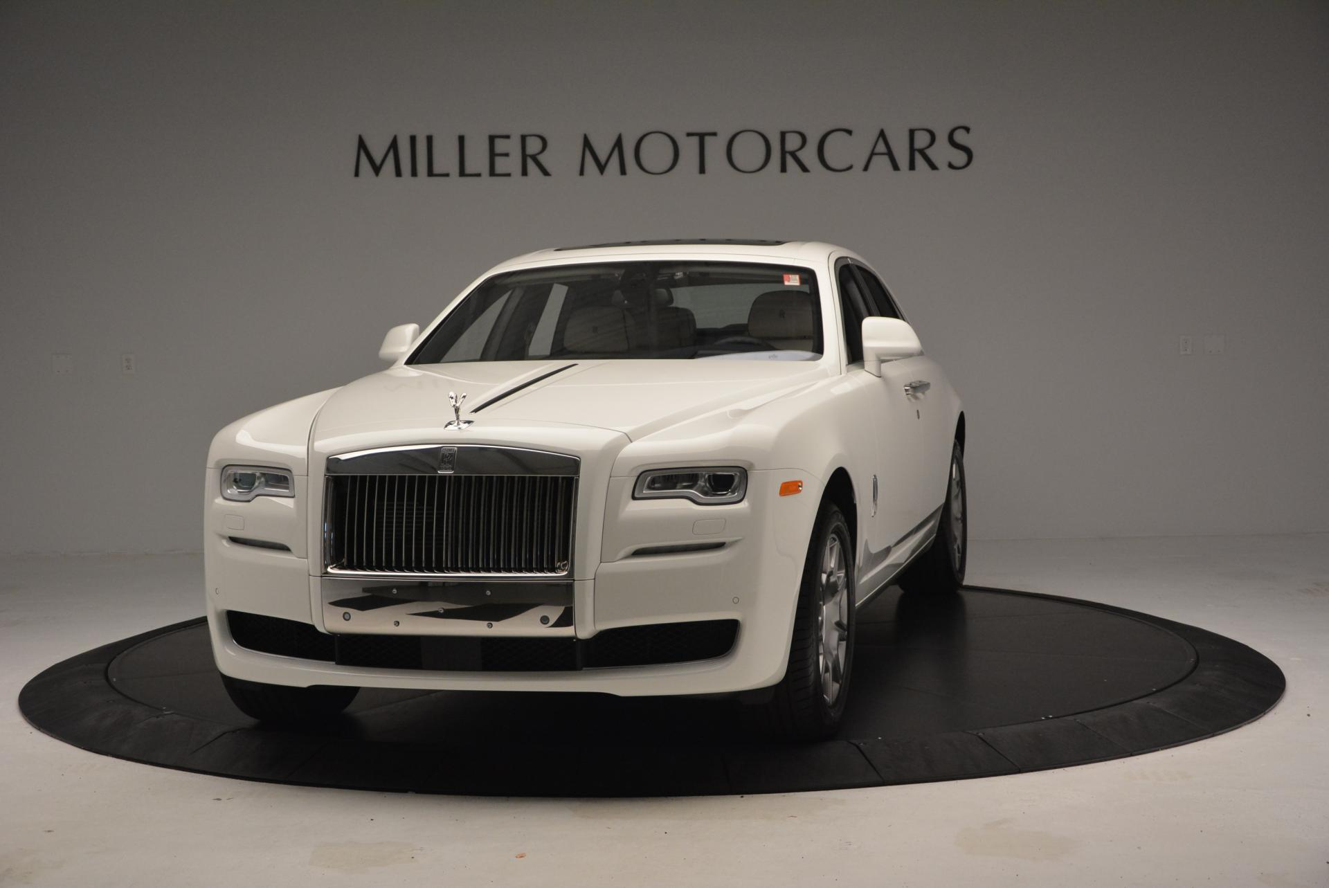 Used 2016 Rolls-Royce Ghost Series II  For Sale In Greenwich, CT 227_main