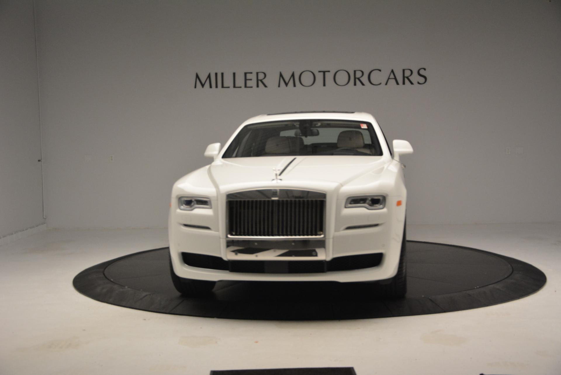 Used 2016 Rolls-Royce Ghost Series II  For Sale In Greenwich, CT 227_p11
