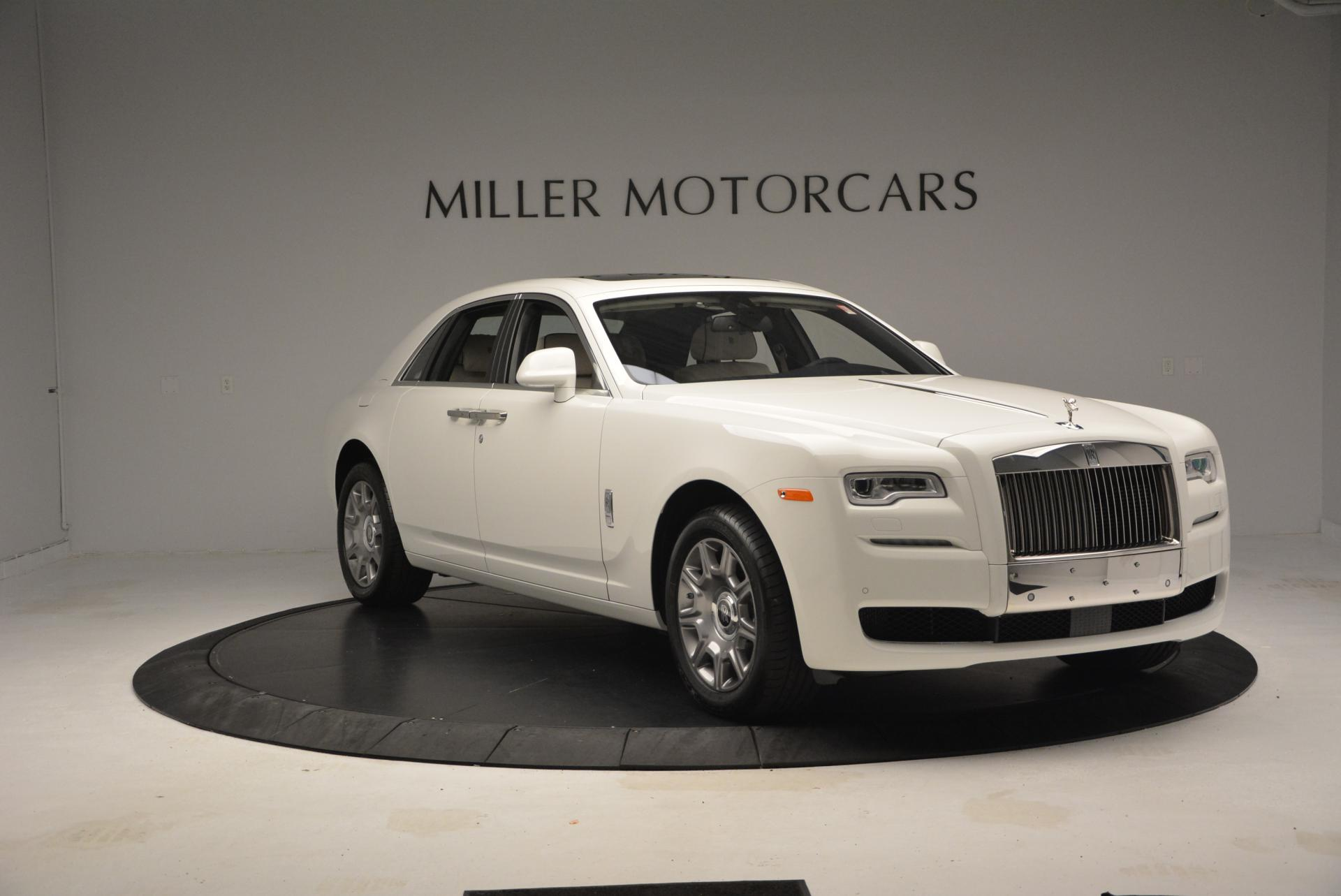 Used 2016 Rolls-Royce Ghost Series II  For Sale In Greenwich, CT 227_p12