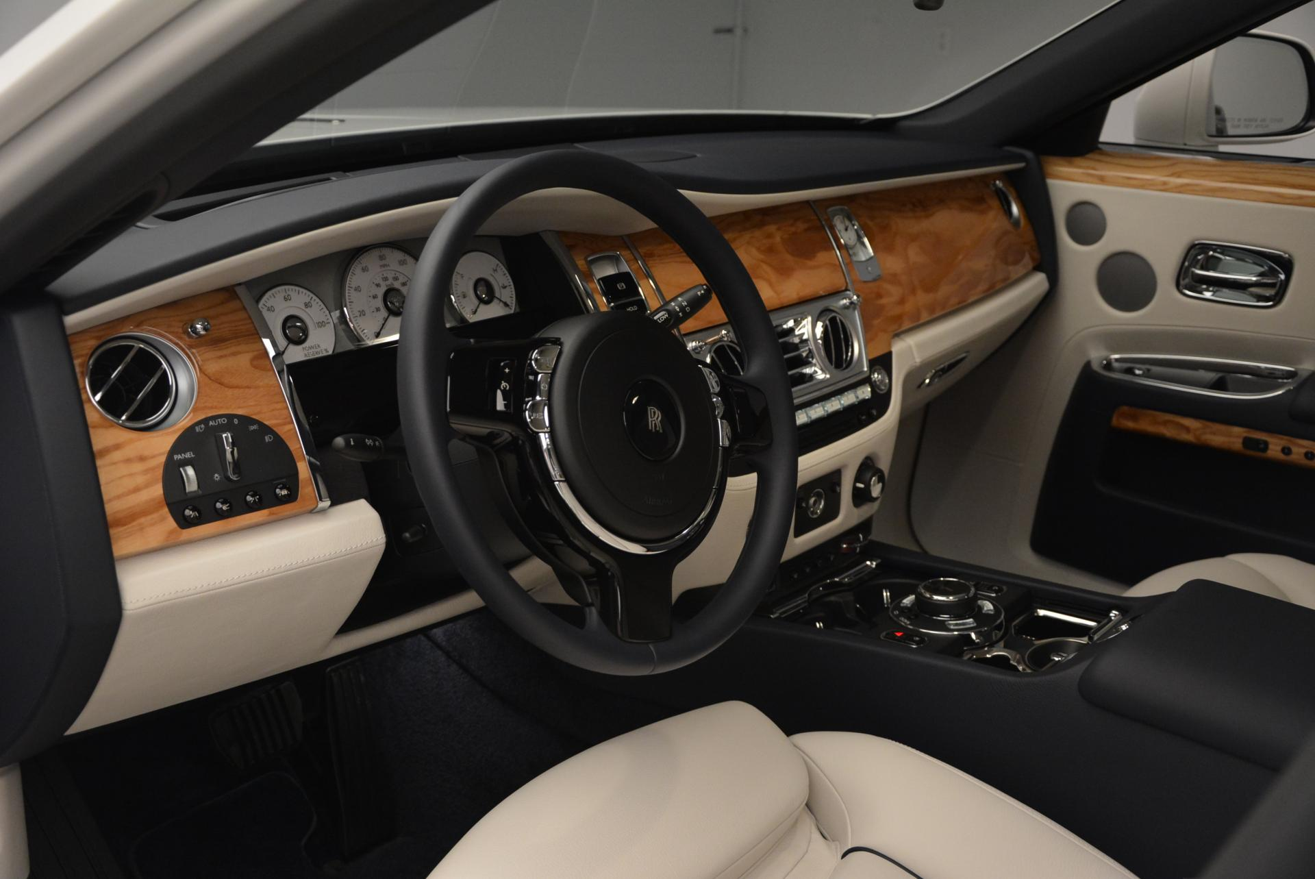 Used 2016 Rolls-Royce Ghost Series II  For Sale In Greenwich, CT 227_p14