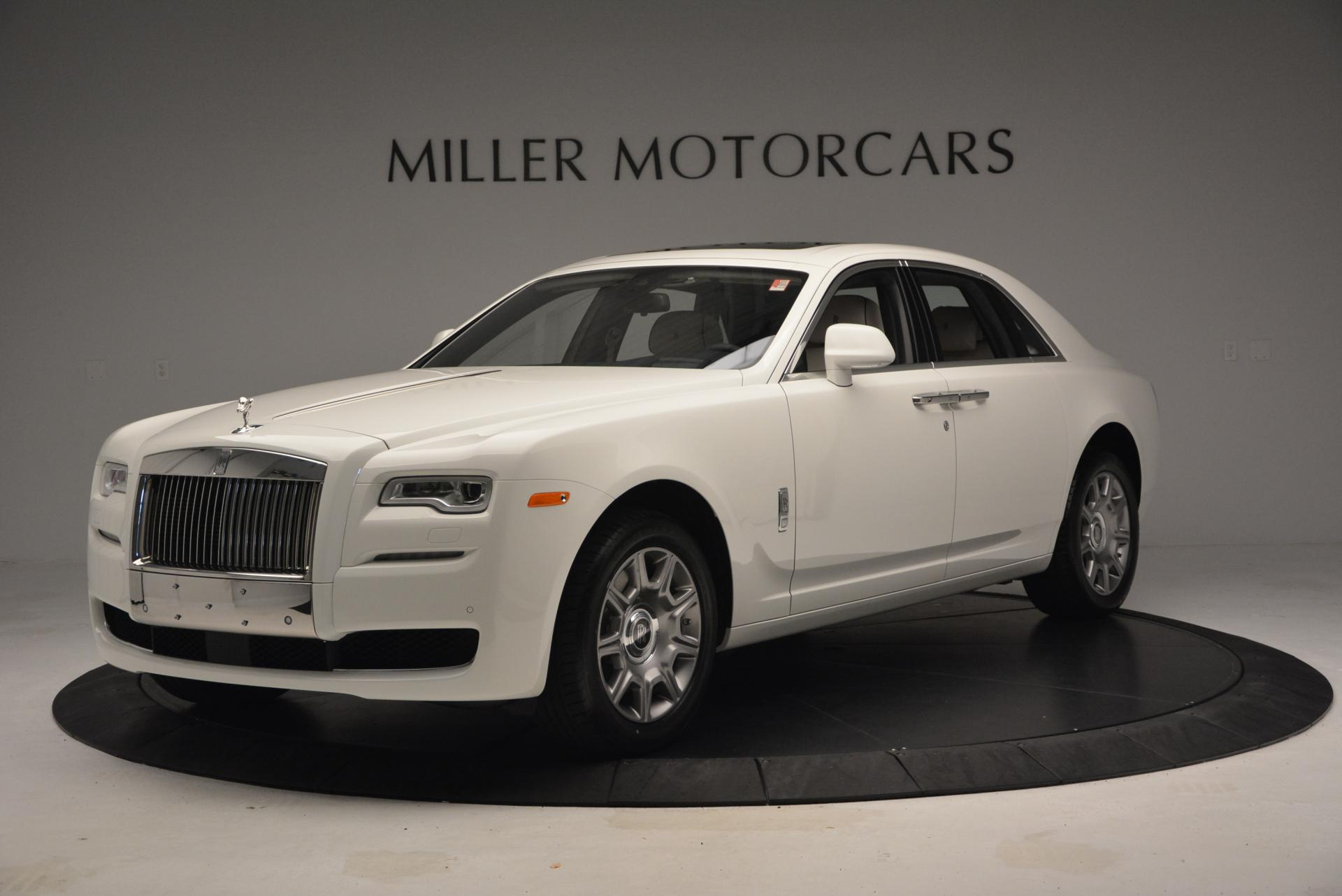 Used 2016 Rolls-Royce Ghost Series II  For Sale In Greenwich, CT 227_p3