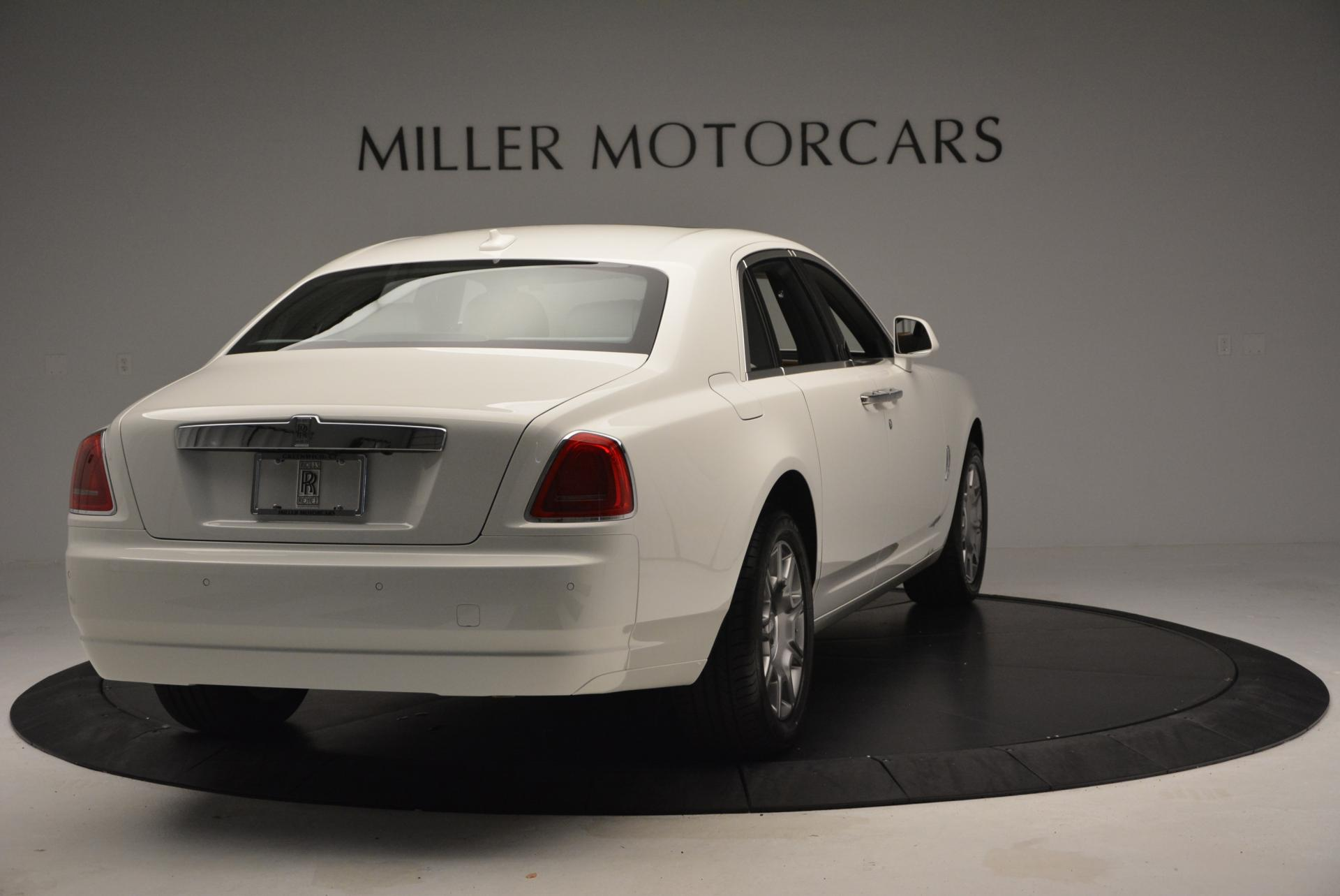 Used 2016 Rolls-Royce Ghost Series II  For Sale In Greenwich, CT 227_p7