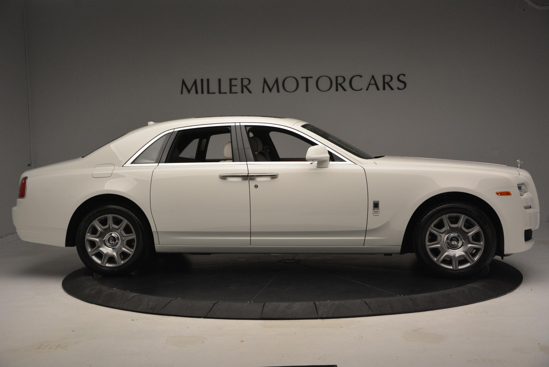 Used 2016 Rolls-Royce Ghost Series II  For Sale In Greenwich, CT 227_p9