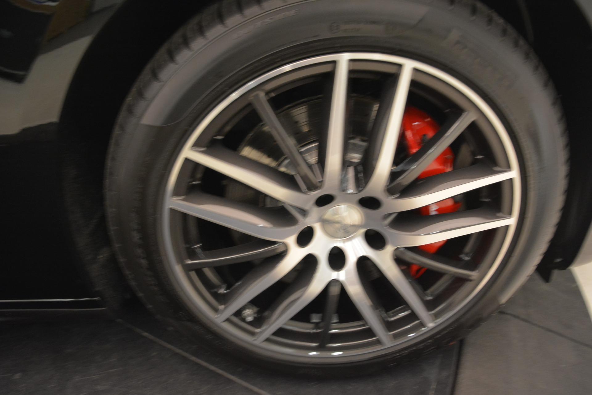 Used 2018 Maserati Ghibli S Q4 For Sale In Greenwich, CT 2271_p14