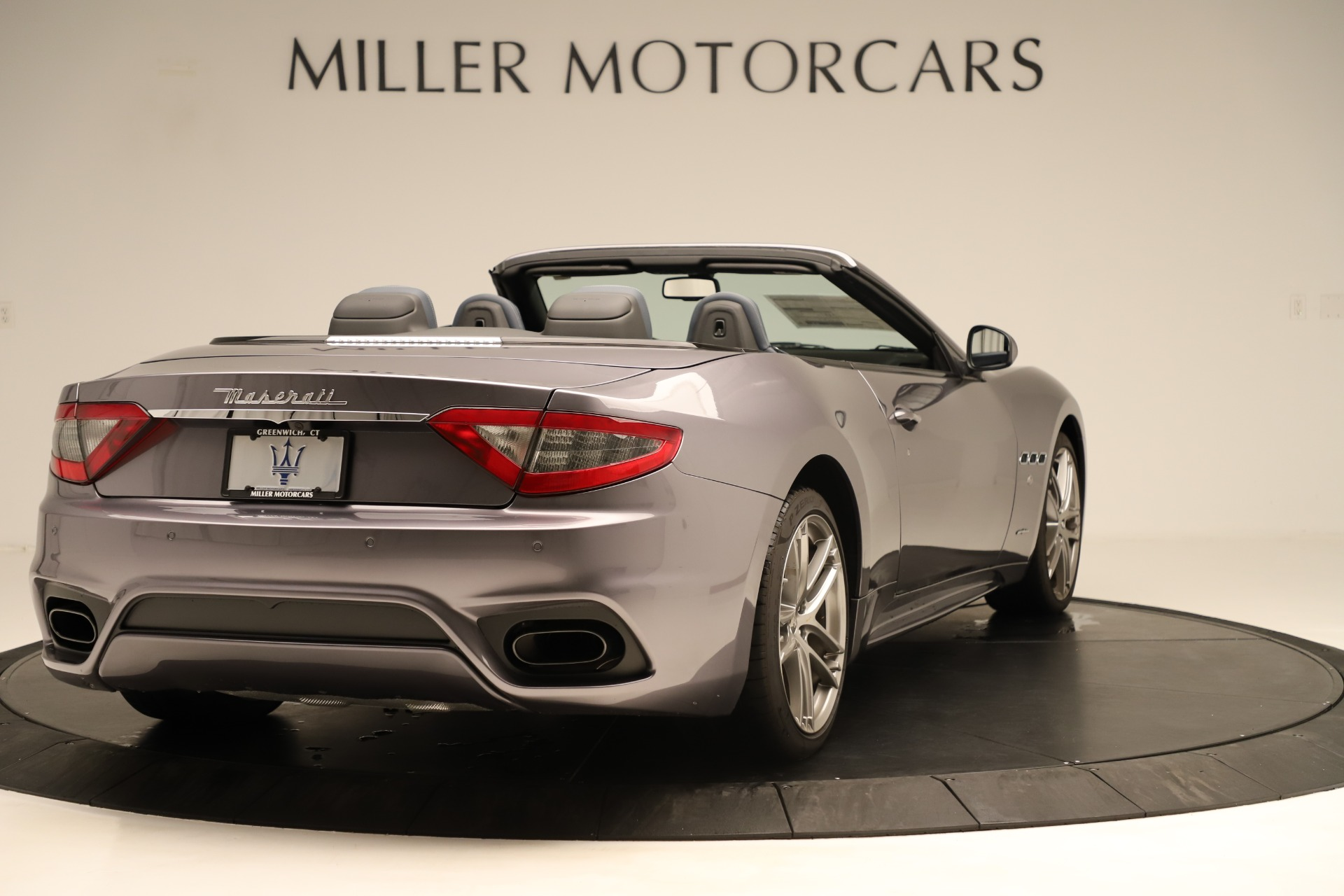 New 2018 Maserati GranTurismo Sport Convertible For Sale In Greenwich, CT 2272_p13
