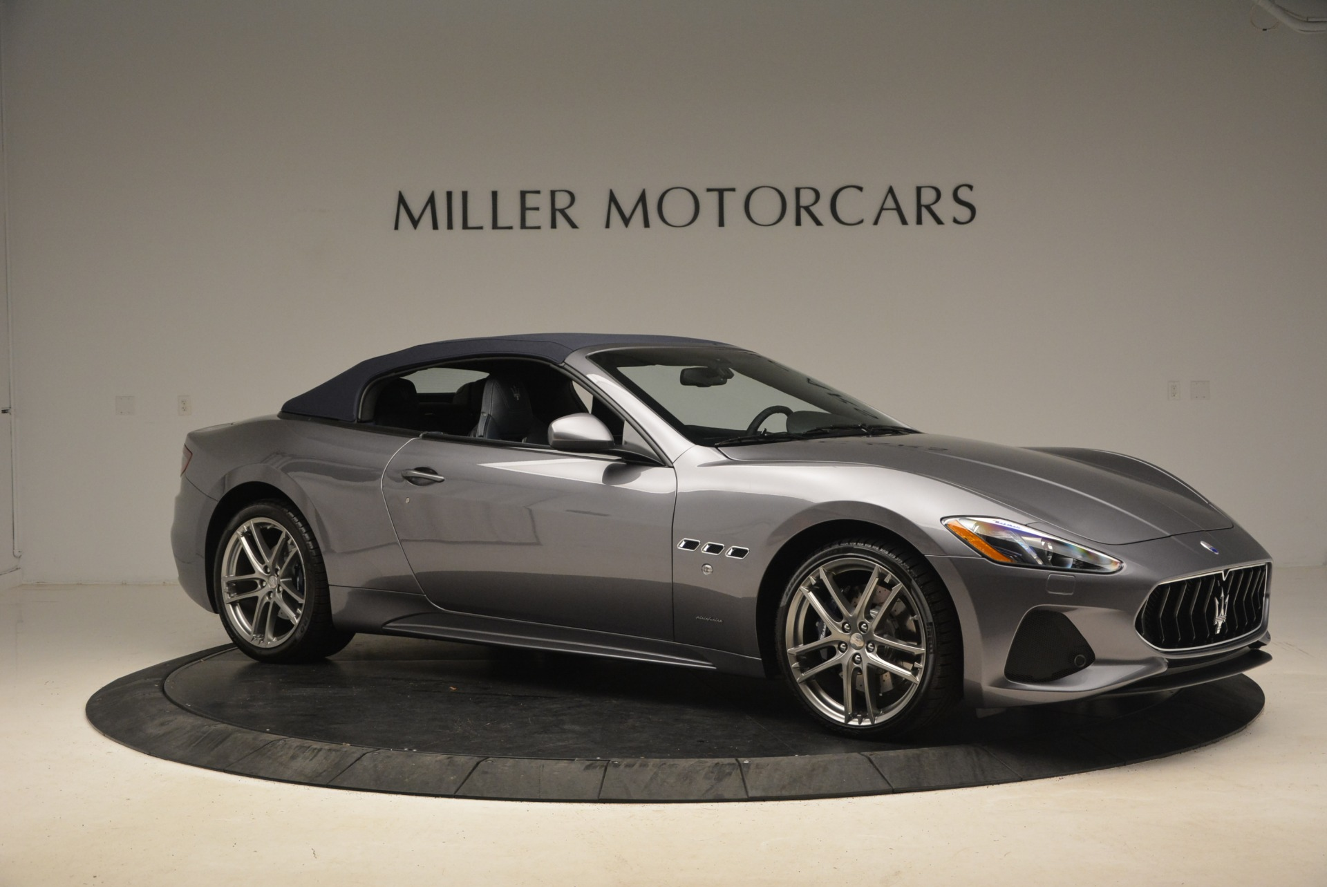 New 2018 Maserati GranTurismo Sport Convertible For Sale In Greenwich, CT 2272_p20