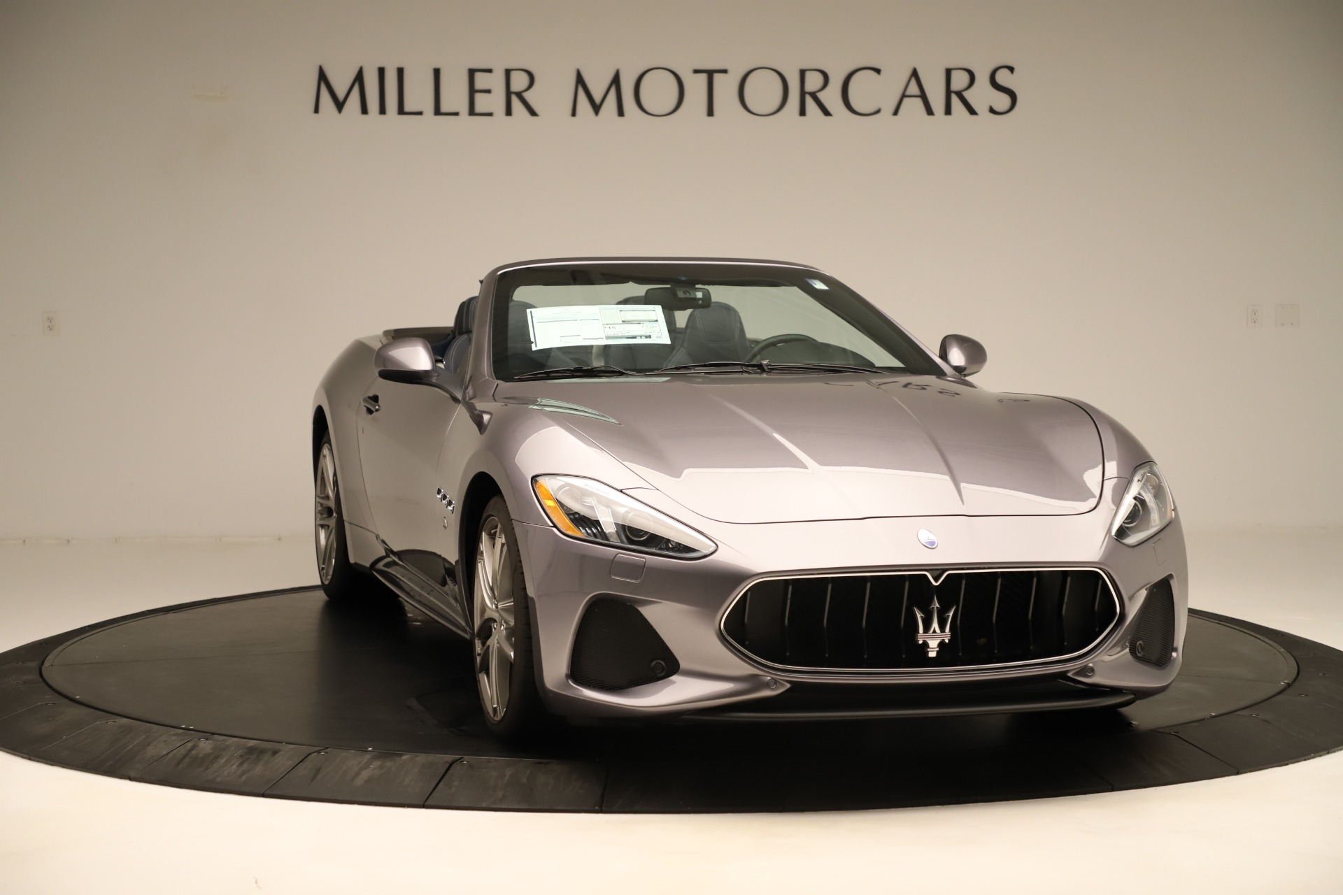 New 2018 Maserati GranTurismo Sport Convertible For Sale In Greenwich, CT 2272_p21