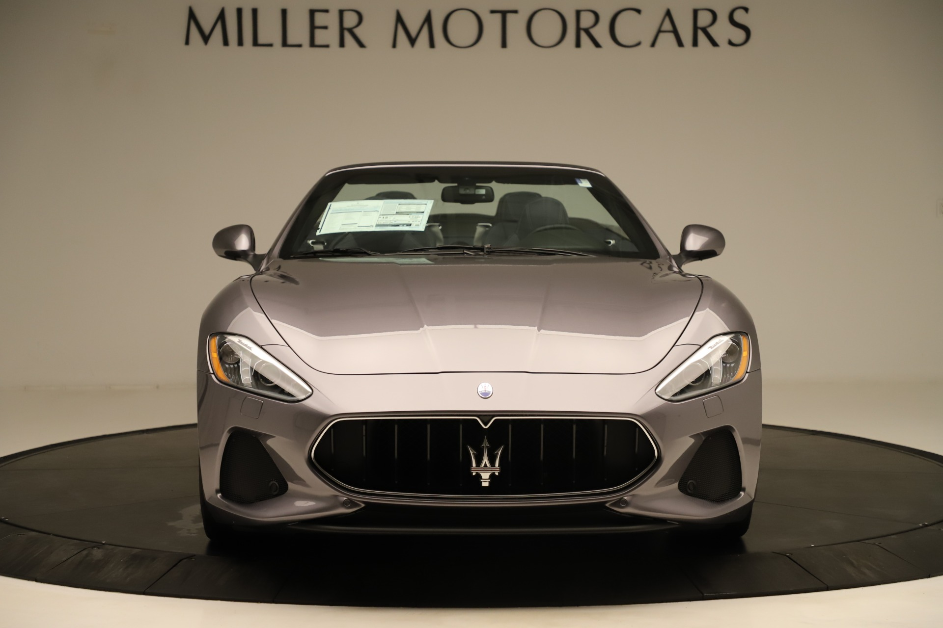 New 2018 Maserati GranTurismo Sport Convertible For Sale In Greenwich, CT 2272_p23