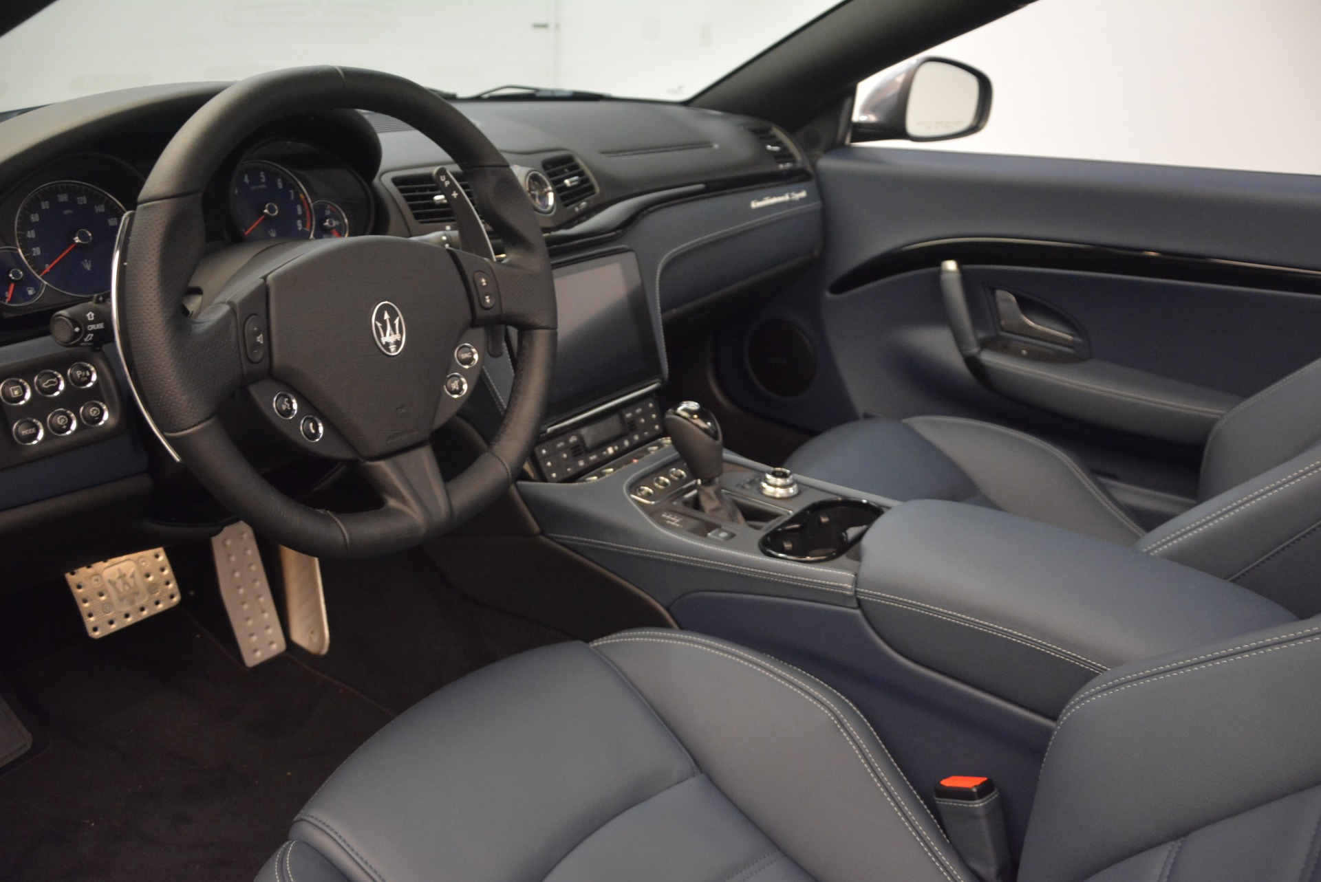 New 2018 Maserati GranTurismo Sport Convertible For Sale In Greenwich, CT 2272_p25