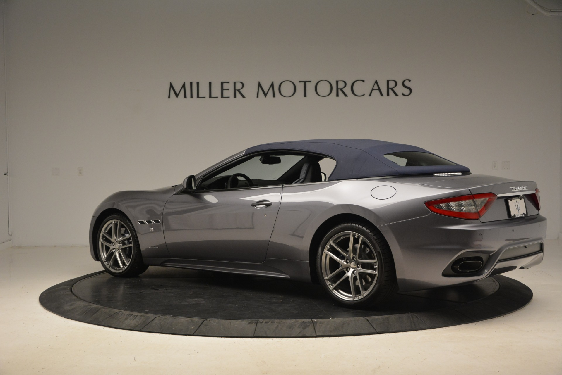 New 2018 Maserati GranTurismo Sport Convertible For Sale In Greenwich, CT 2272_p8