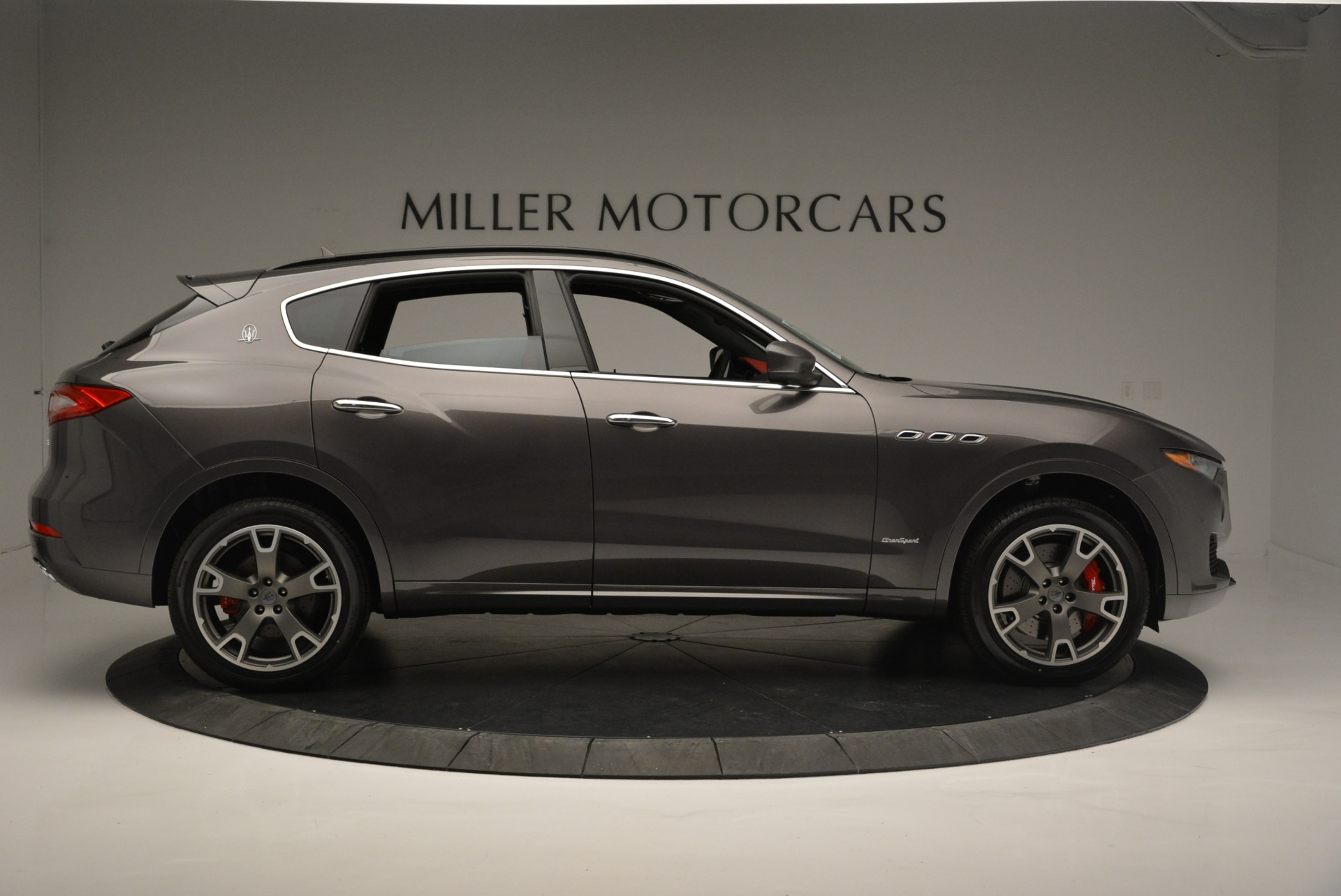 New 2018 Maserati Levante S Q4 GranSport For Sale In Greenwich, CT 2274_p11