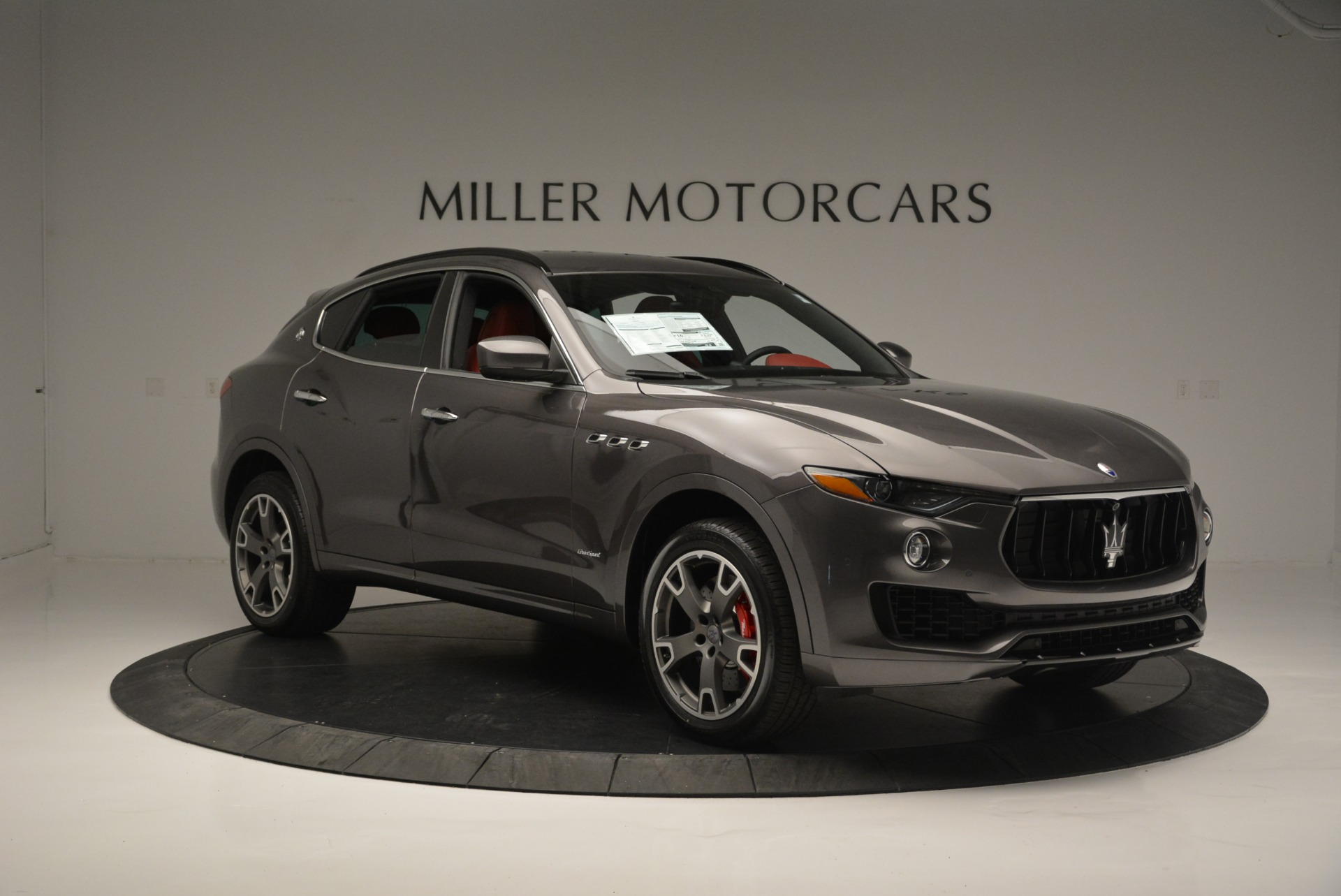 New 2018 Maserati Levante S Q4 GranSport For Sale In Greenwich, CT 2274_p13