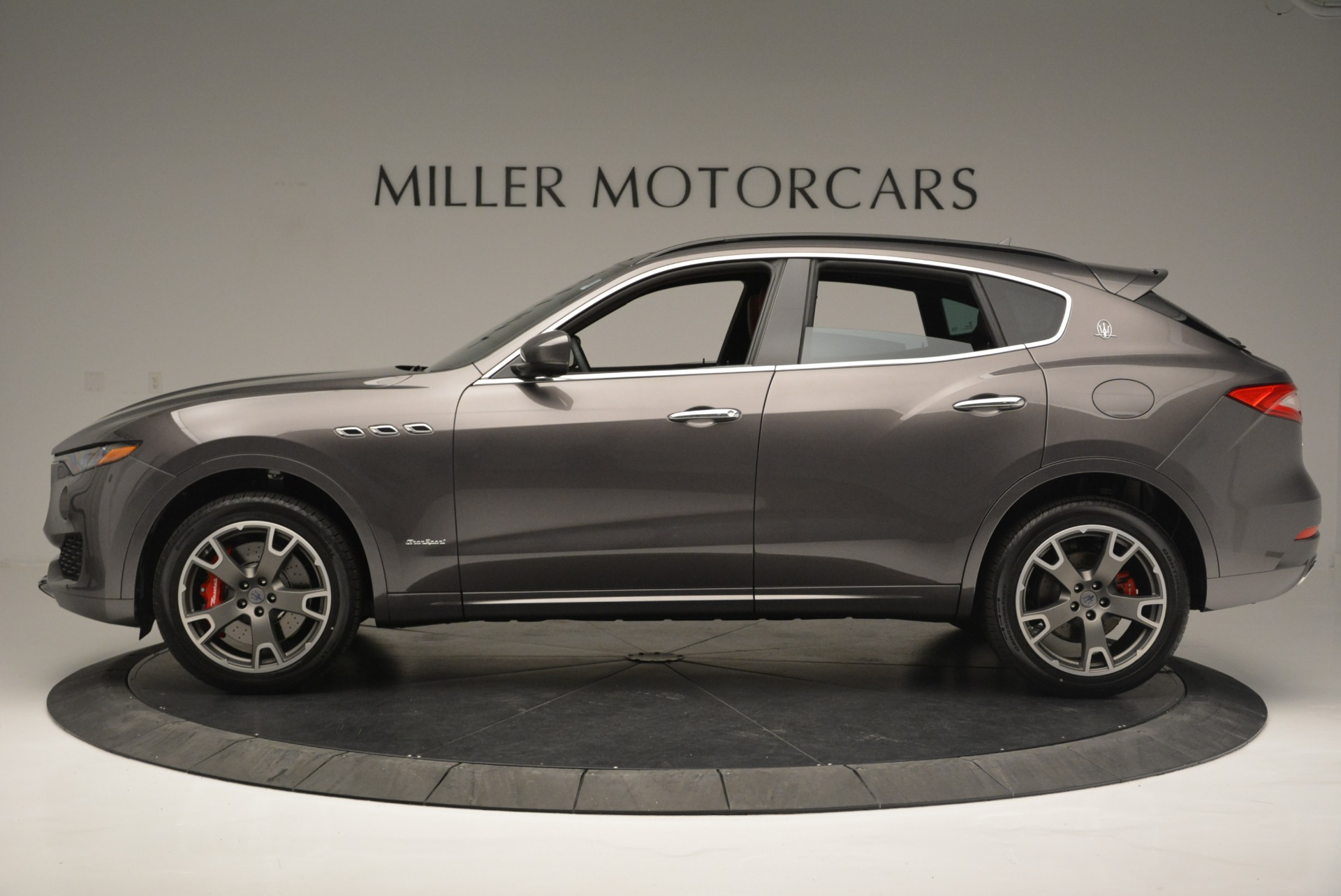 New 2018 Maserati Levante S Q4 GranSport For Sale In Greenwich, CT 2274_p4