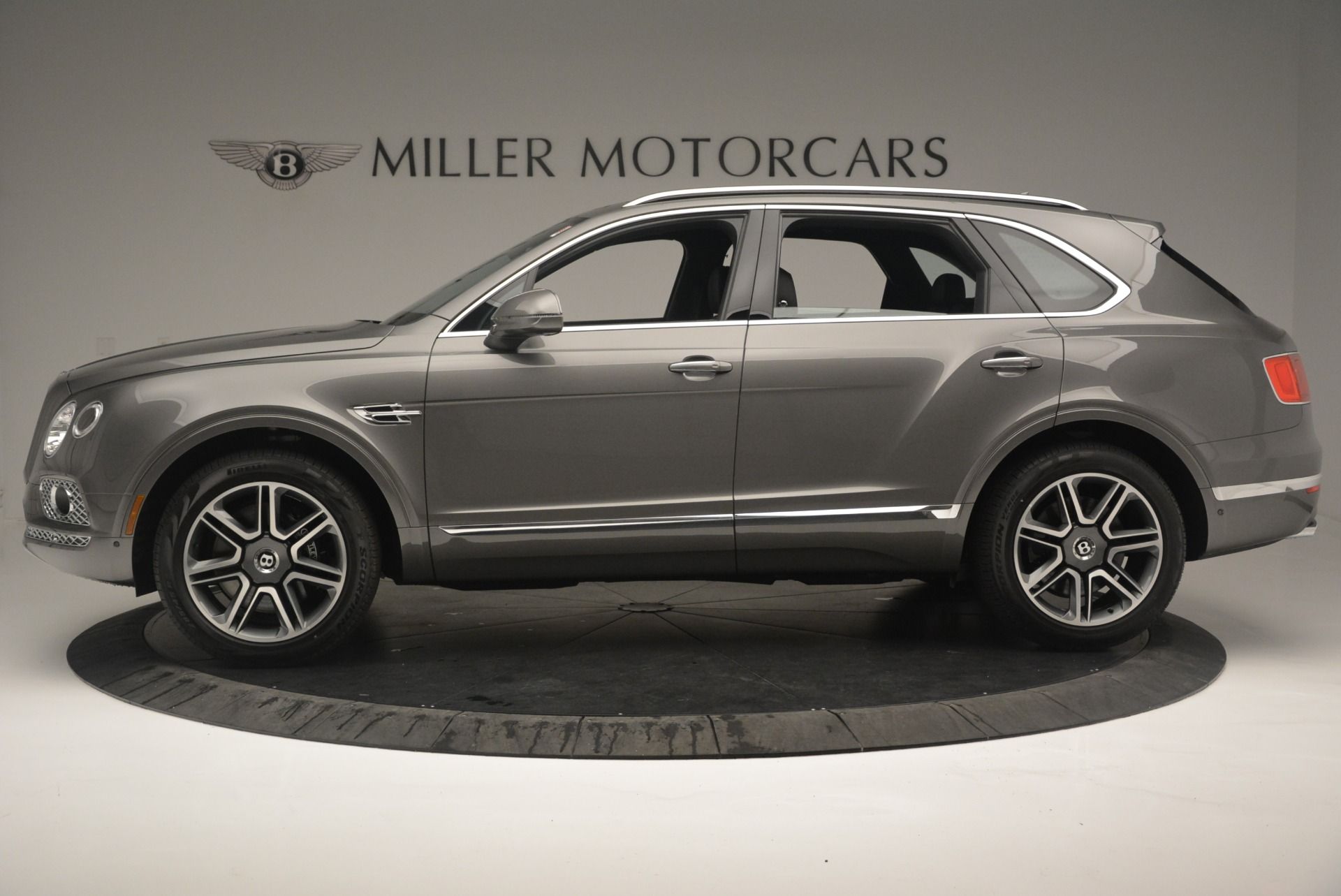 New 2018 Bentley Bentayga W12 Activity For Sale In Greenwich, CT 2280_p3