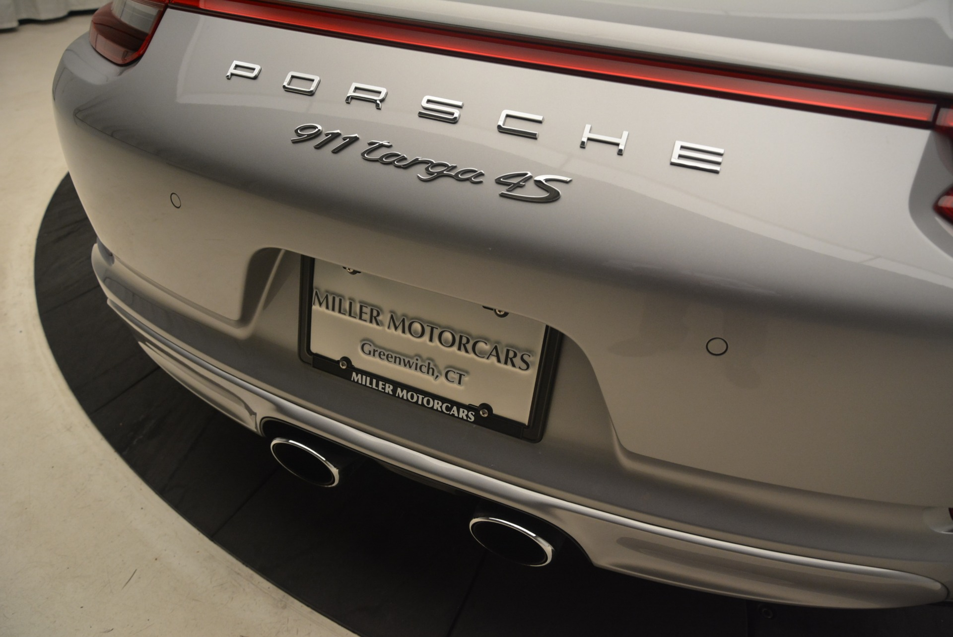 Used 2017 Porsche 911 Targa 4S For Sale In Greenwich, CT 2282_p28