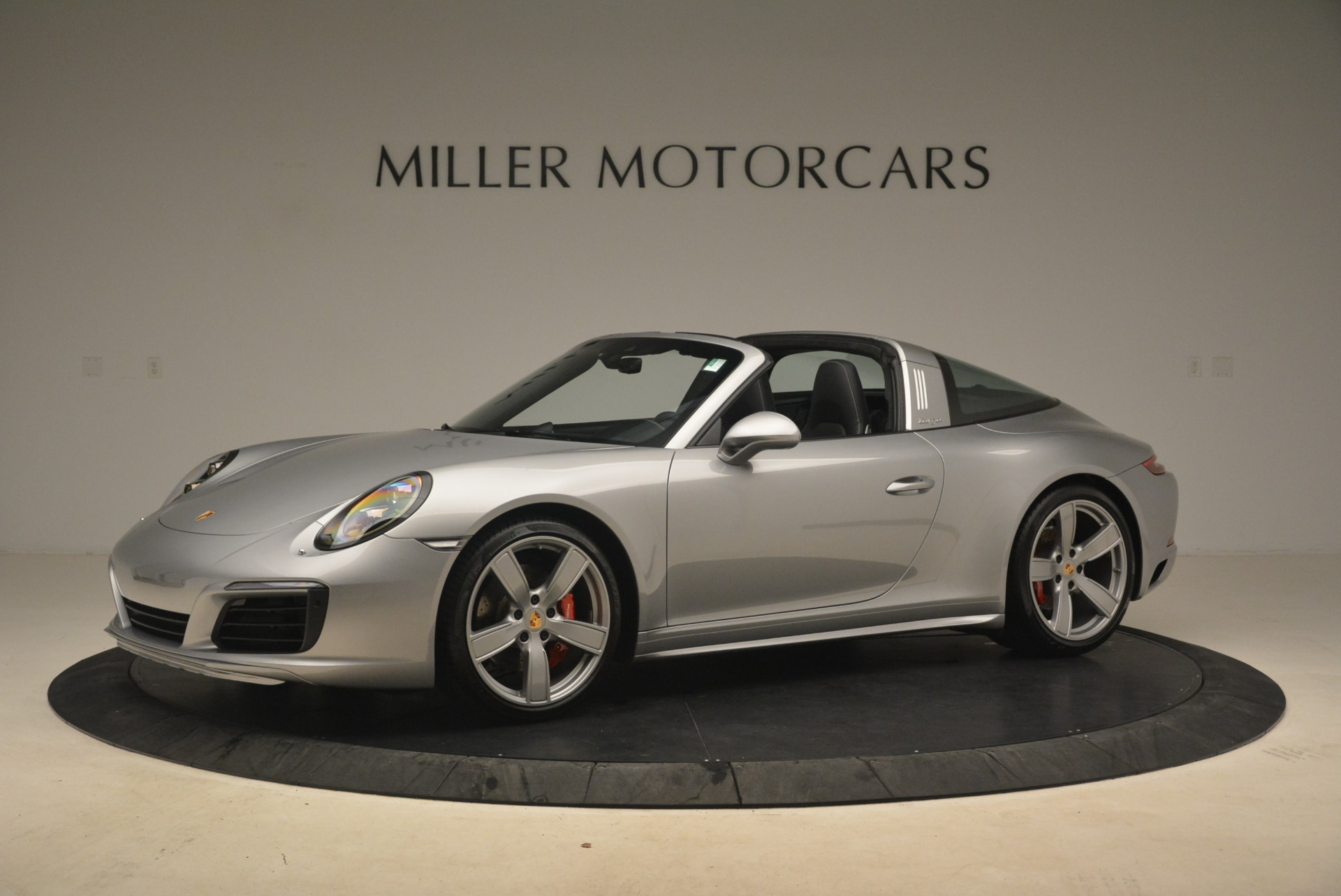 Used 2017 Porsche 911 Targa 4S For Sale In Greenwich, CT 2282_p2