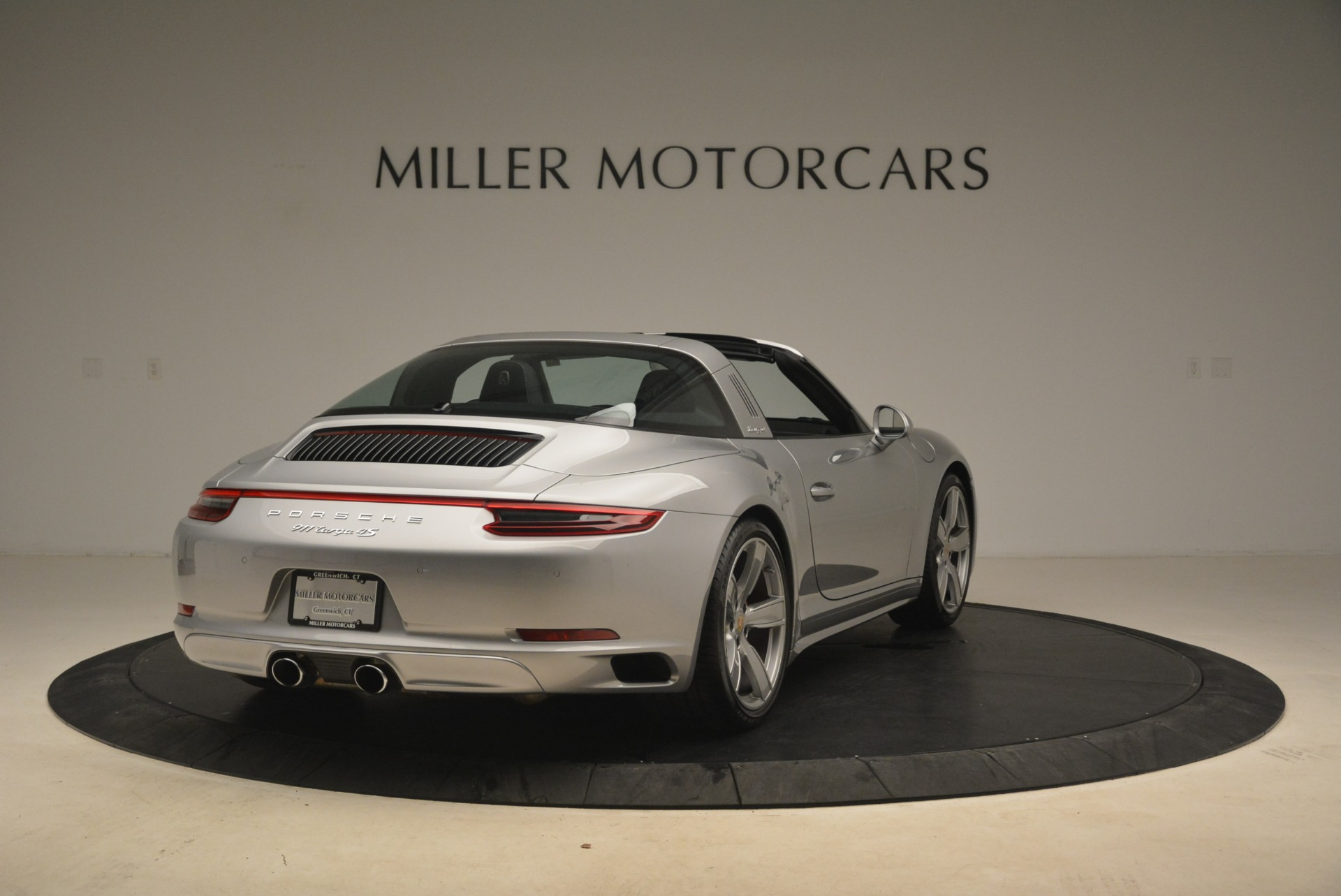 Used 2017 Porsche 911 Targa 4S For Sale In Greenwich, CT 2282_p7