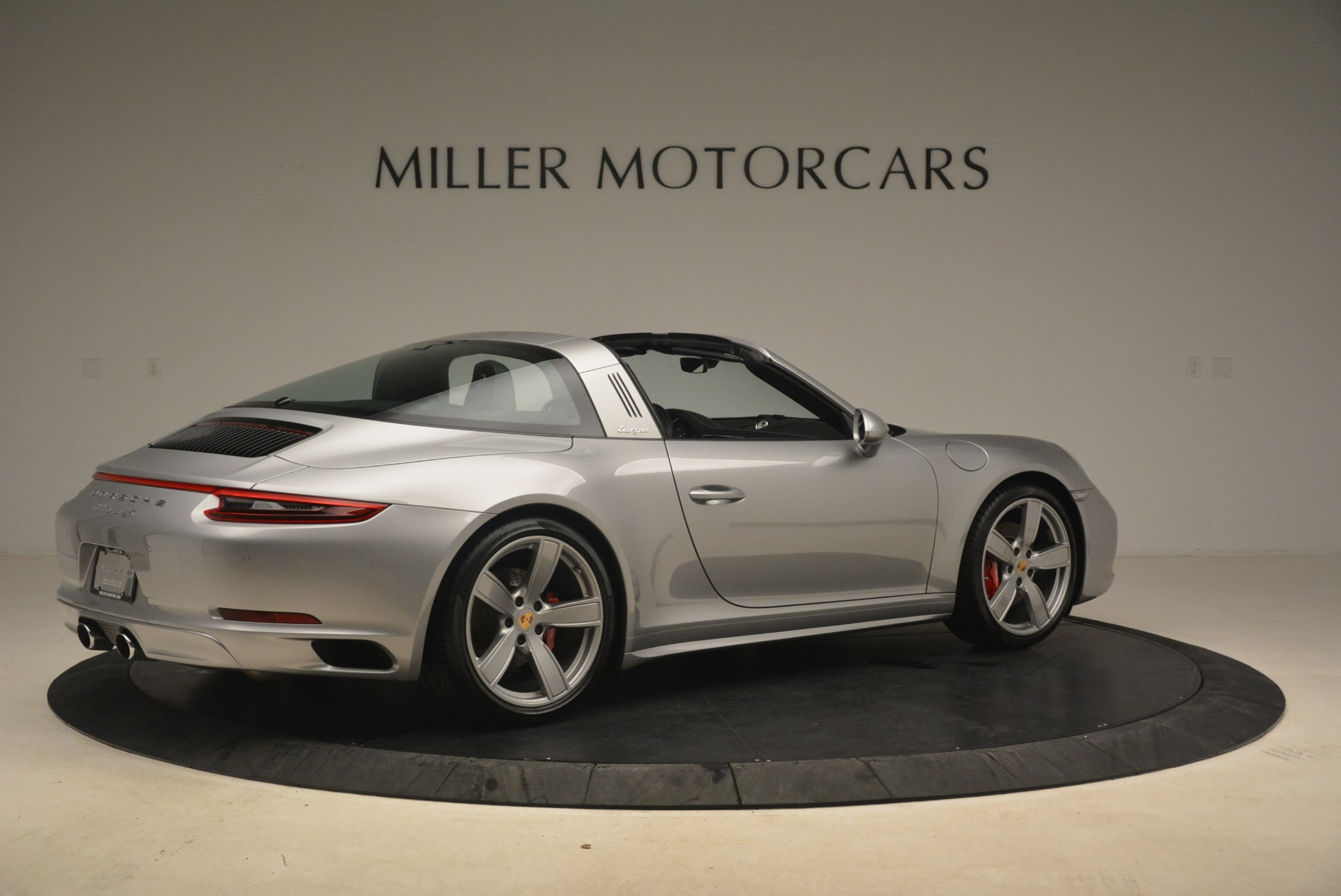 Used 2017 Porsche 911 Targa 4S For Sale In Greenwich, CT 2282_p8