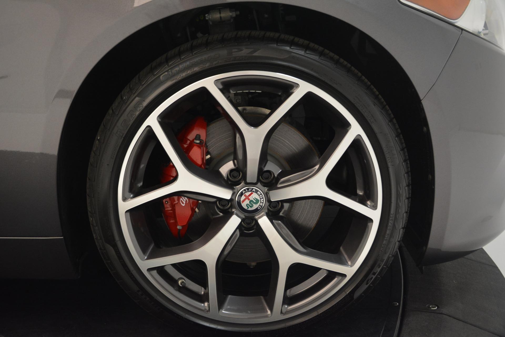 New 2018 Alfa Romeo Giulia Ti Sport Q4 For Sale In Greenwich, CT 2283_p25