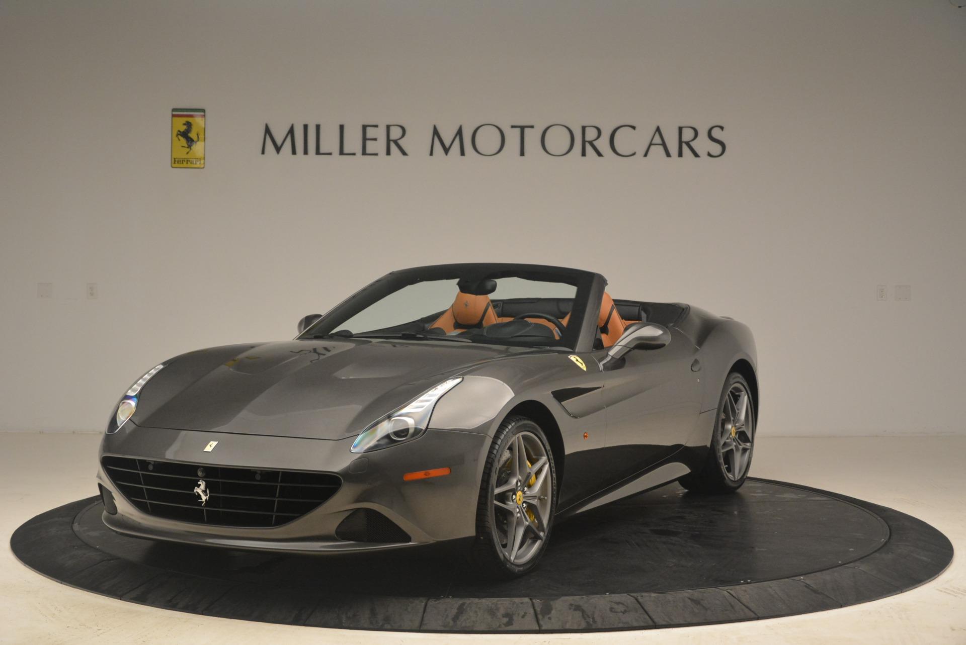 Used 2015 Ferrari California T  For Sale In Greenwich, CT 2286_main