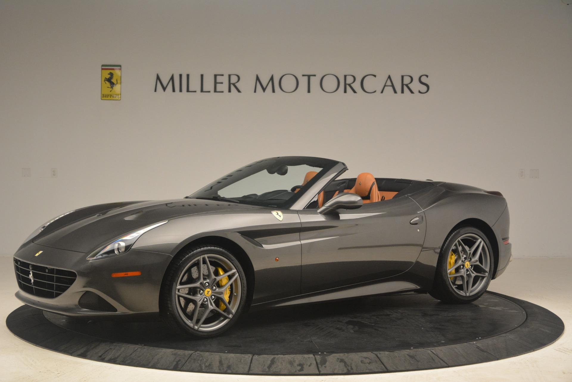 Used 2015 Ferrari California T  For Sale In Greenwich, CT 2286_p2
