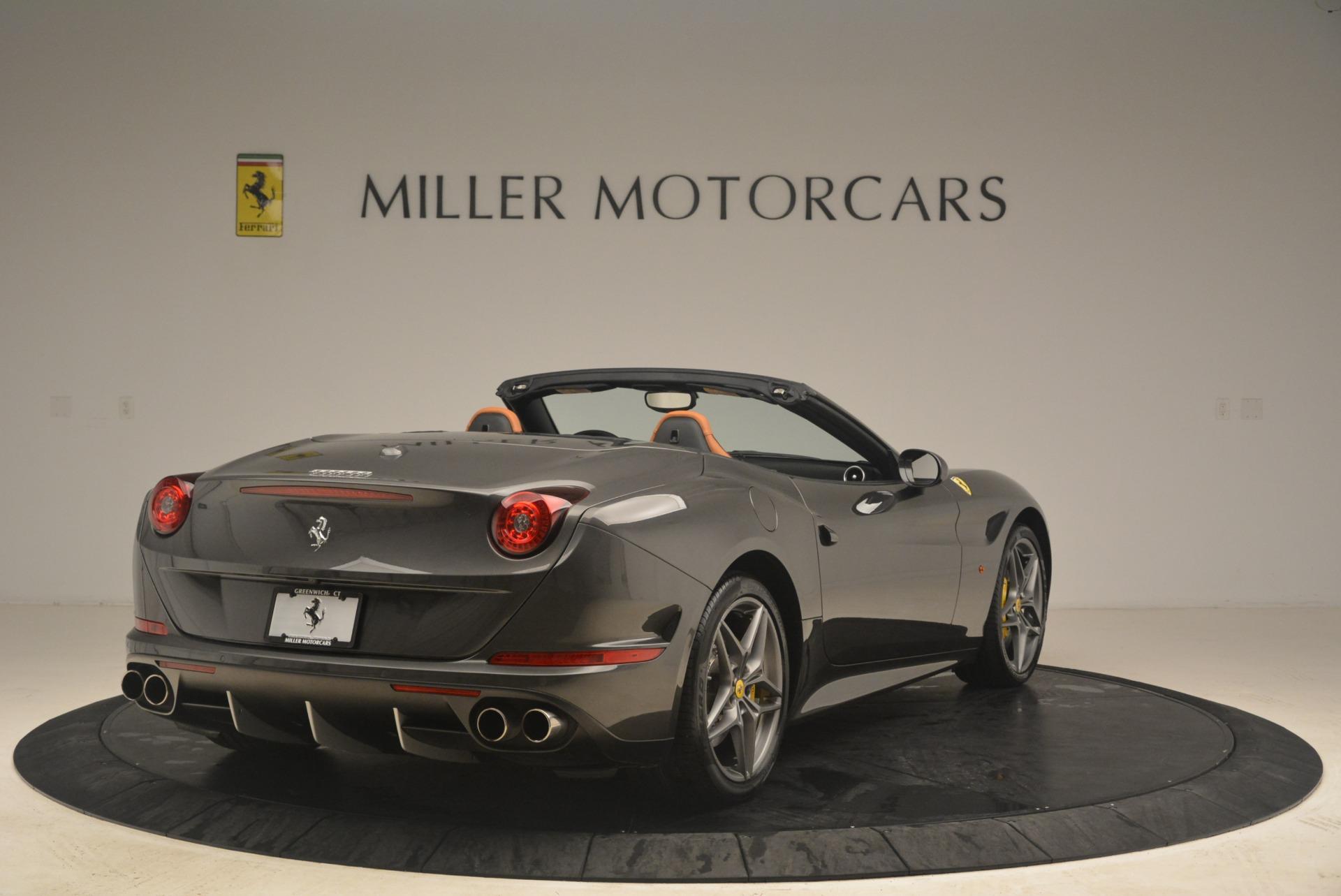 Used 2015 Ferrari California T  For Sale In Greenwich, CT 2286_p7