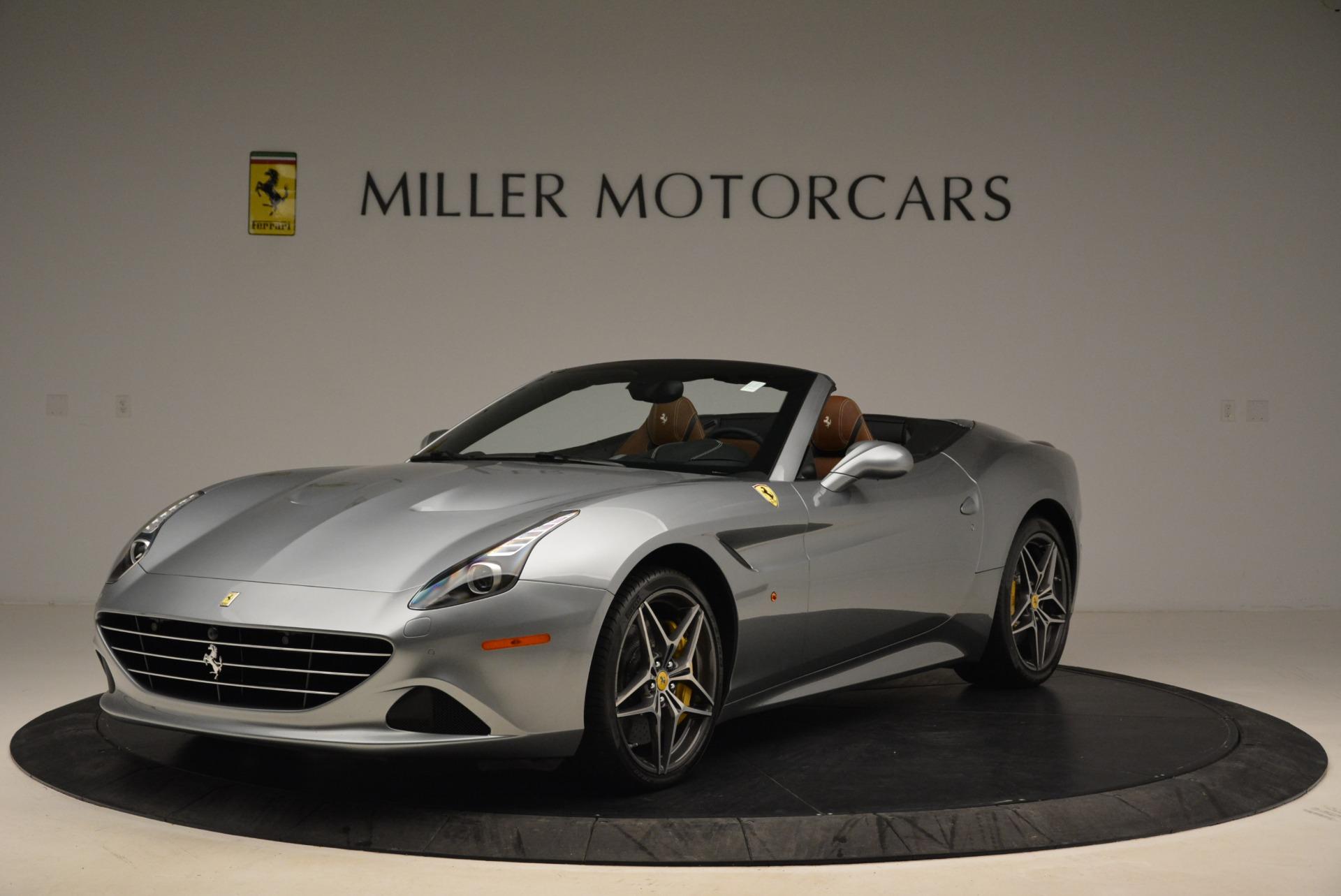 Used 2018 Ferrari California T  For Sale In Greenwich, CT 2287_main