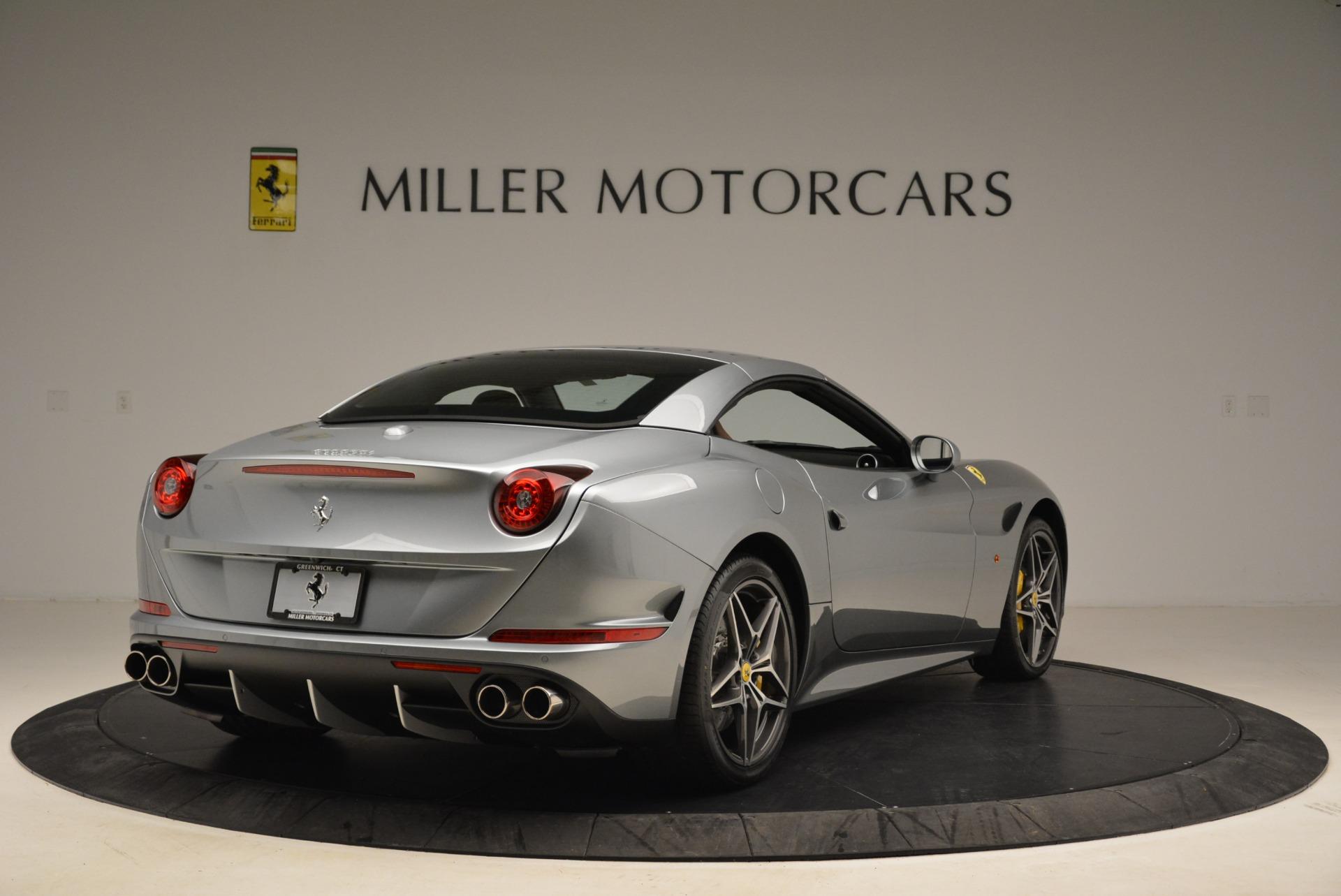 Used 2018 Ferrari California T  For Sale In Greenwich, CT 2287_p19