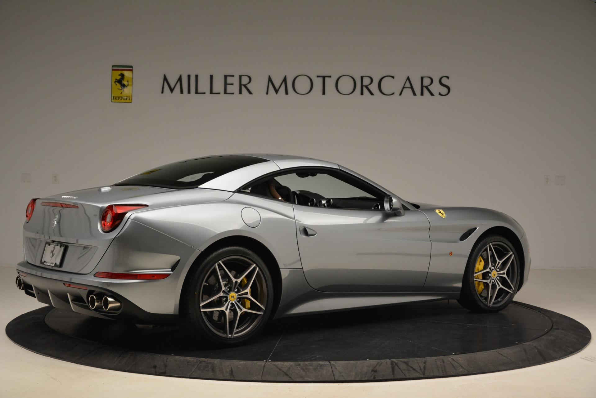 Used 2018 Ferrari California T  For Sale In Greenwich, CT 2287_p20