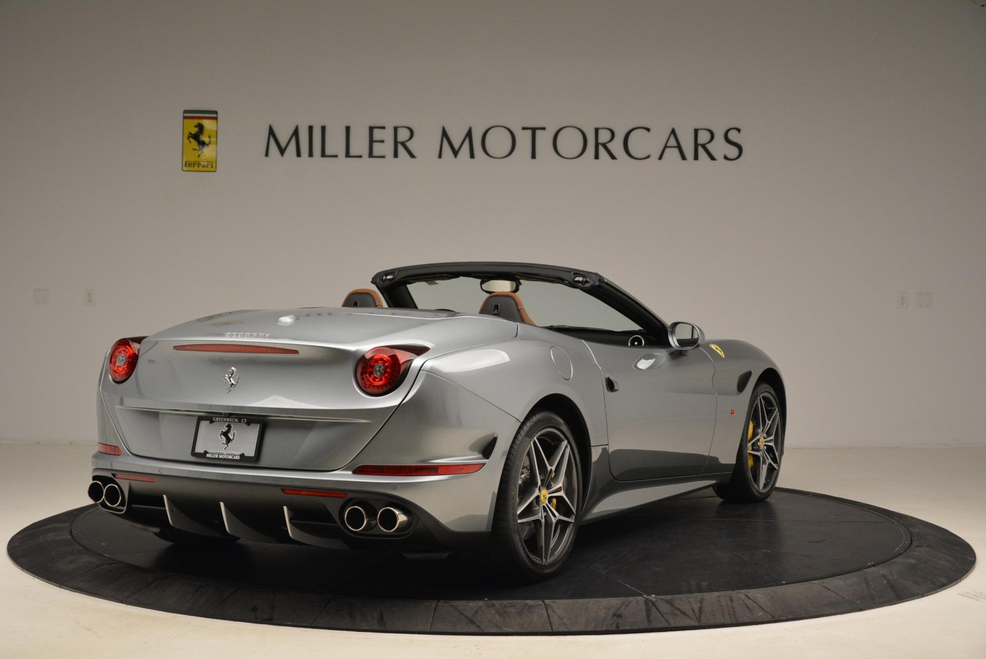 Used 2018 Ferrari California T  For Sale In Greenwich, CT 2287_p7