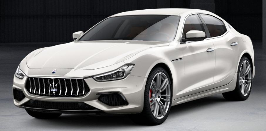 New 2018 Maserati Ghibli S Q4 GranSport For Sale In Greenwich, CT 2294_main