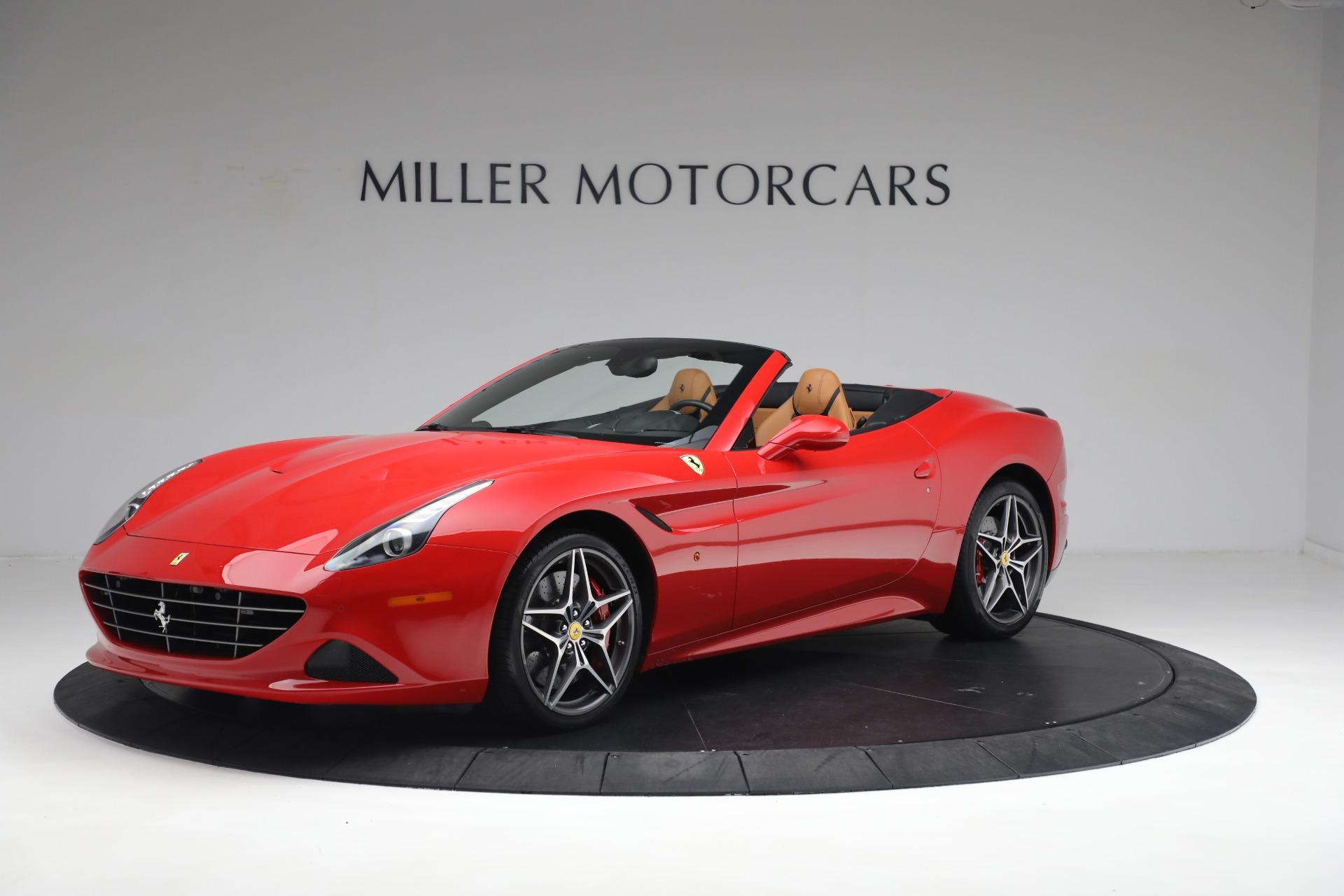 Used 2016 Ferrari California T Handling Speciale For Sale In Greenwich, CT 2298_main