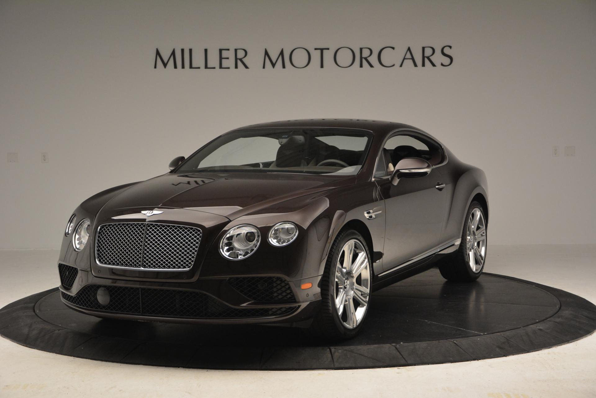 Used 2016 Bentley Continental GT W12 For Sale In Greenwich, CT