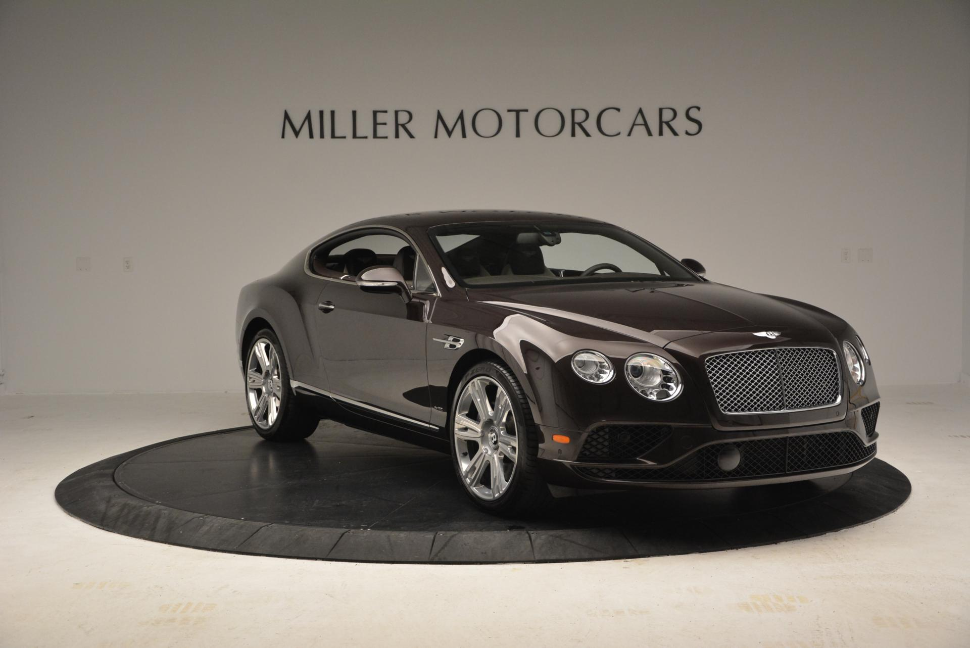 Used 2016 Bentley Continental GT W12 For Sale In Greenwich, CT 23_p11